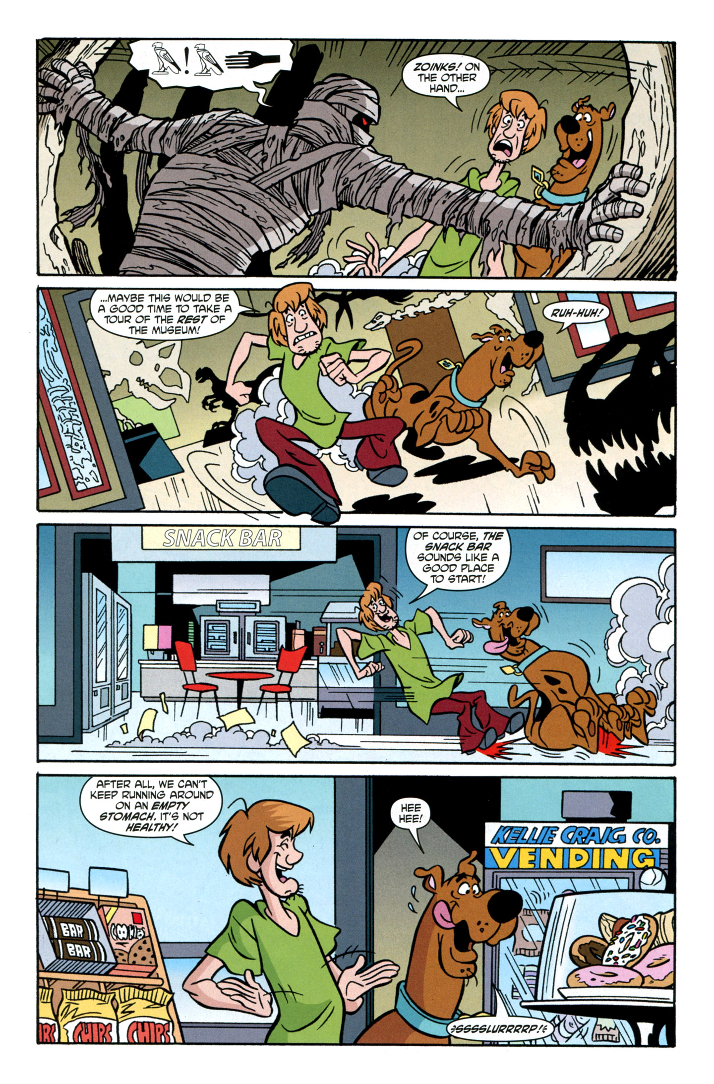 Read online Scooby-Doo: Where Are You? comic -  Issue #24 - 11