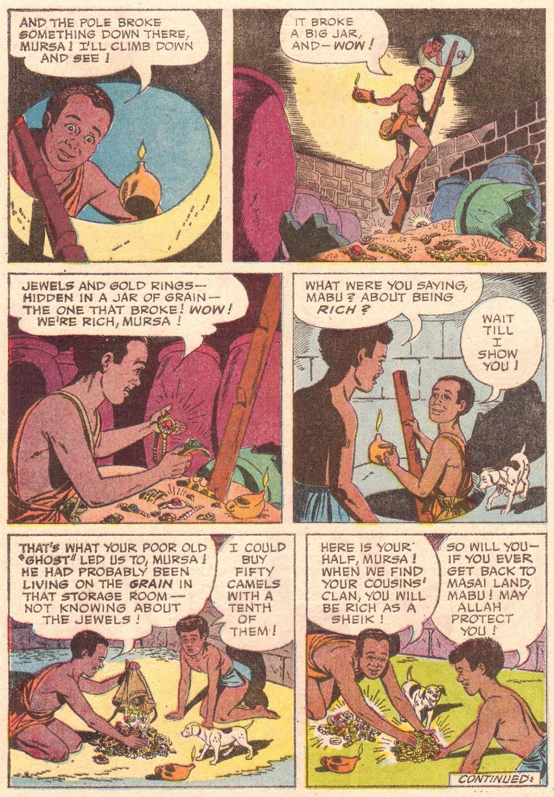 Korak, Son of Tarzan (1964) issue 38 - Page 27