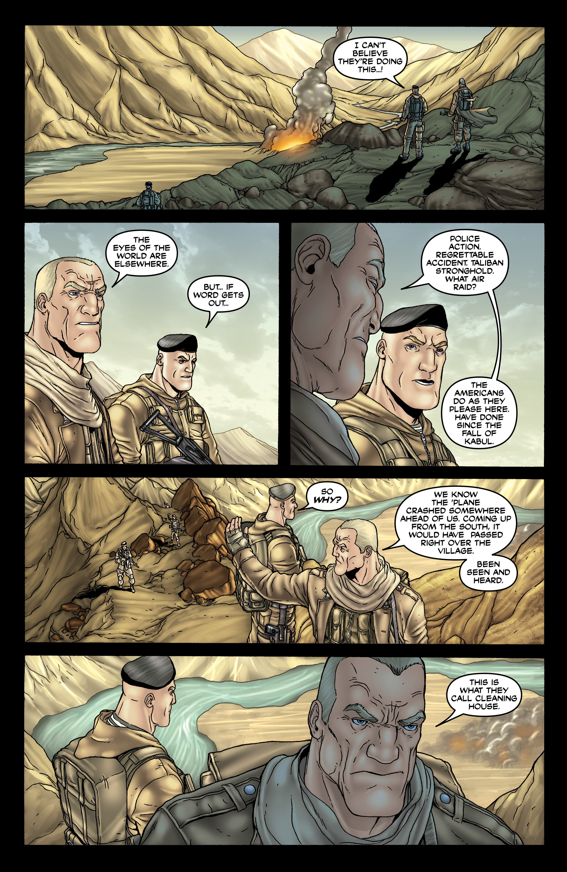 Read online 303 comic -  Issue #2 - 10
