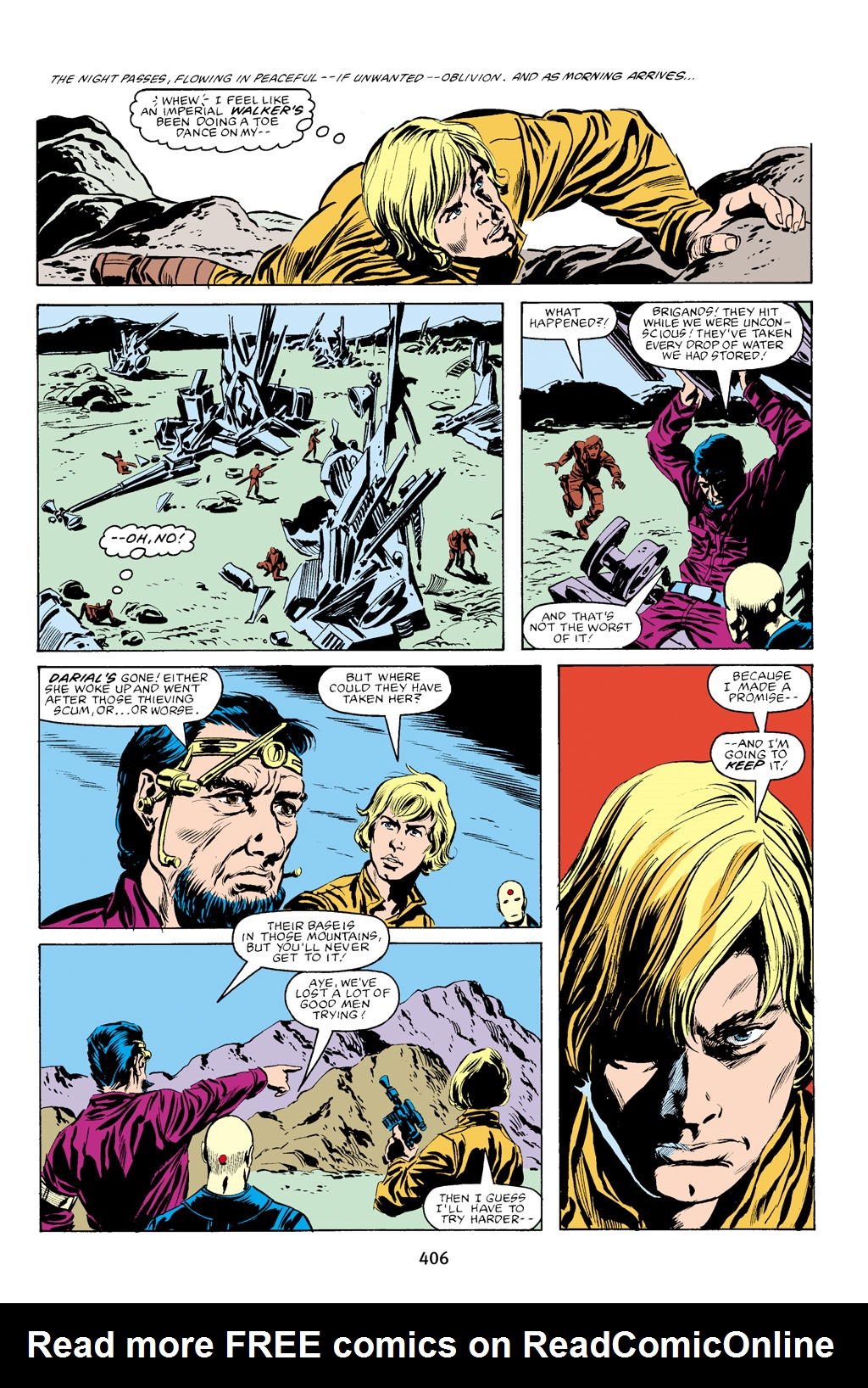 Read online Star Wars Omnibus comic -  Issue # Vol. 16 - 398