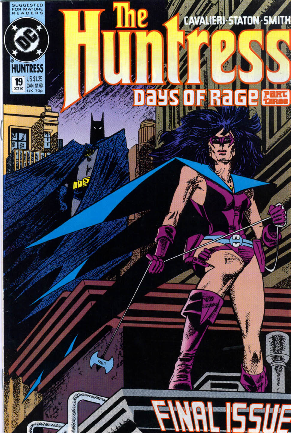 The Huntress (1989) 19 Page 1