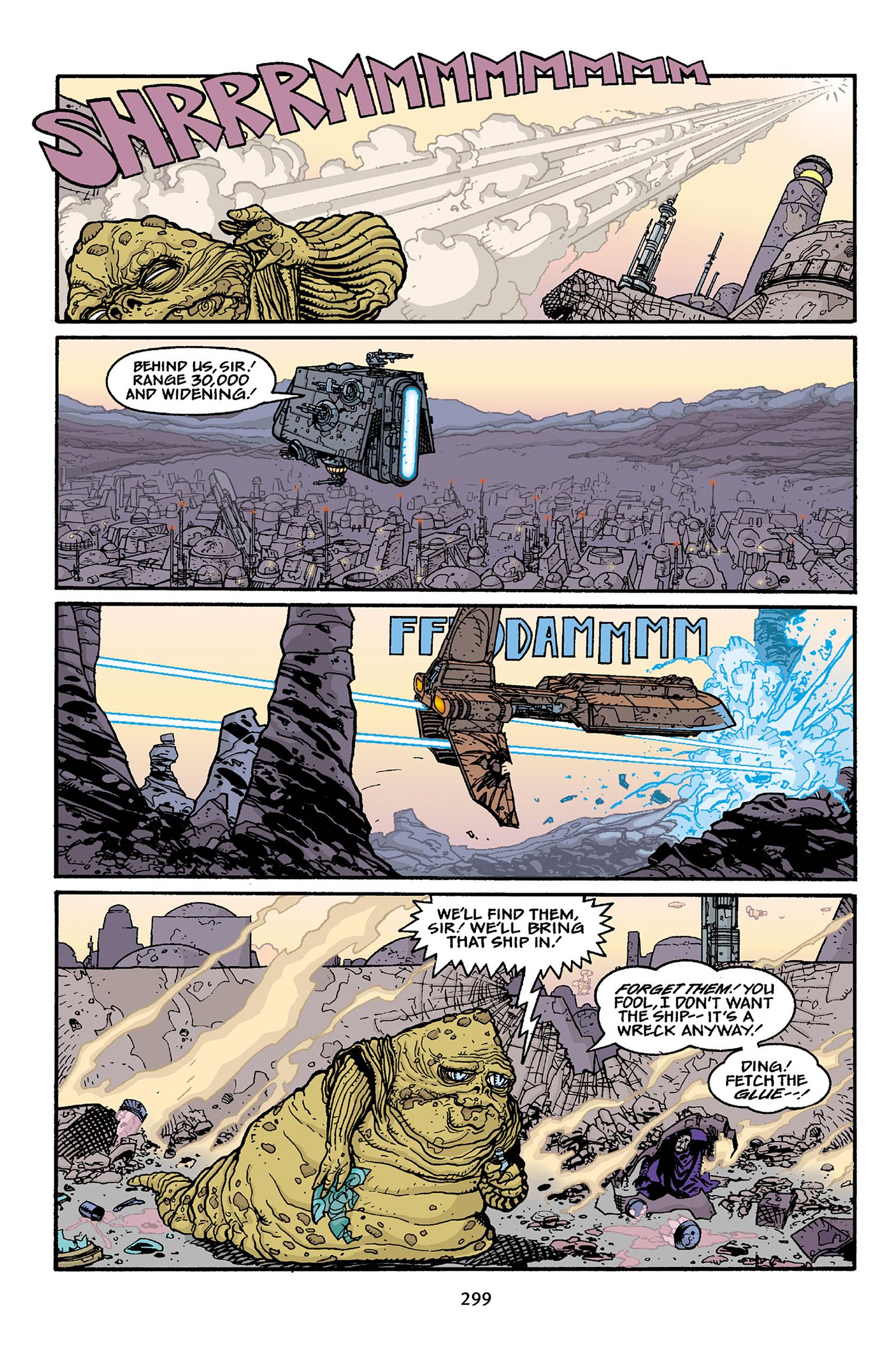 Read online Star Wars Omnibus comic -  Issue # Vol. 30 - 296