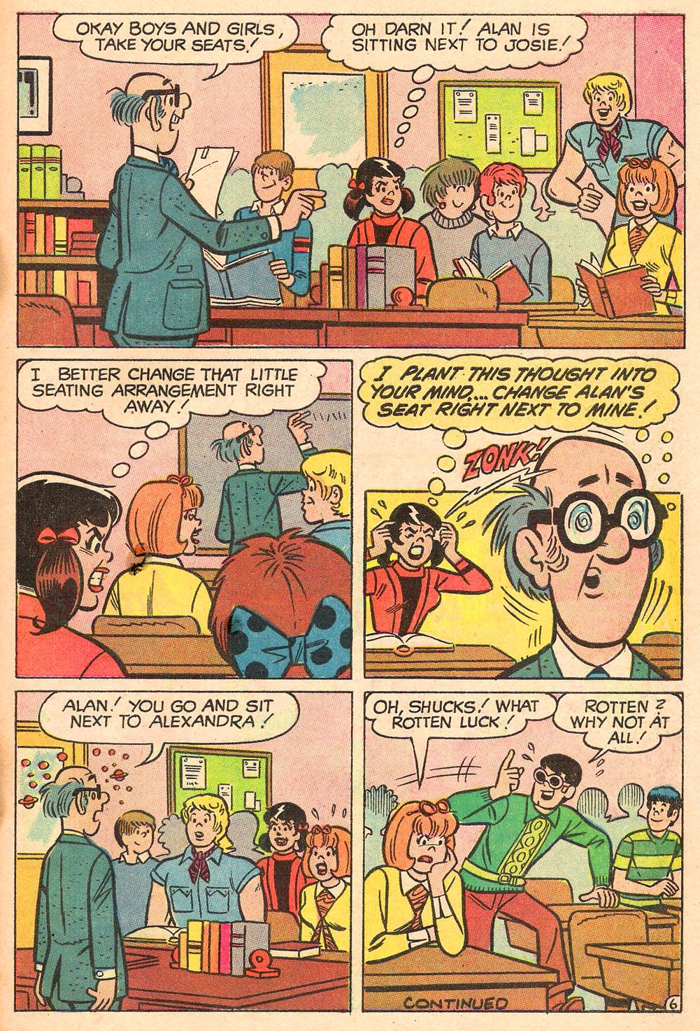 Read online She's Josie comic -  Issue #45 - 26