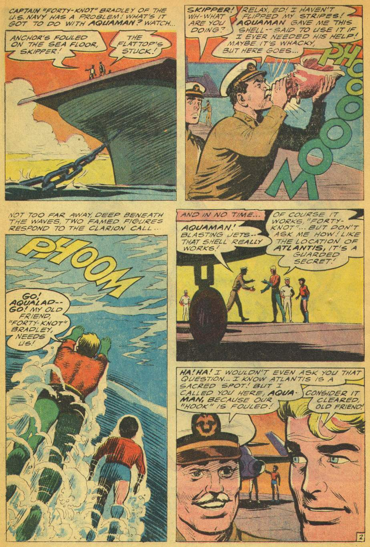 Read online Aquaman (1962) comic -  Issue #28 - 4