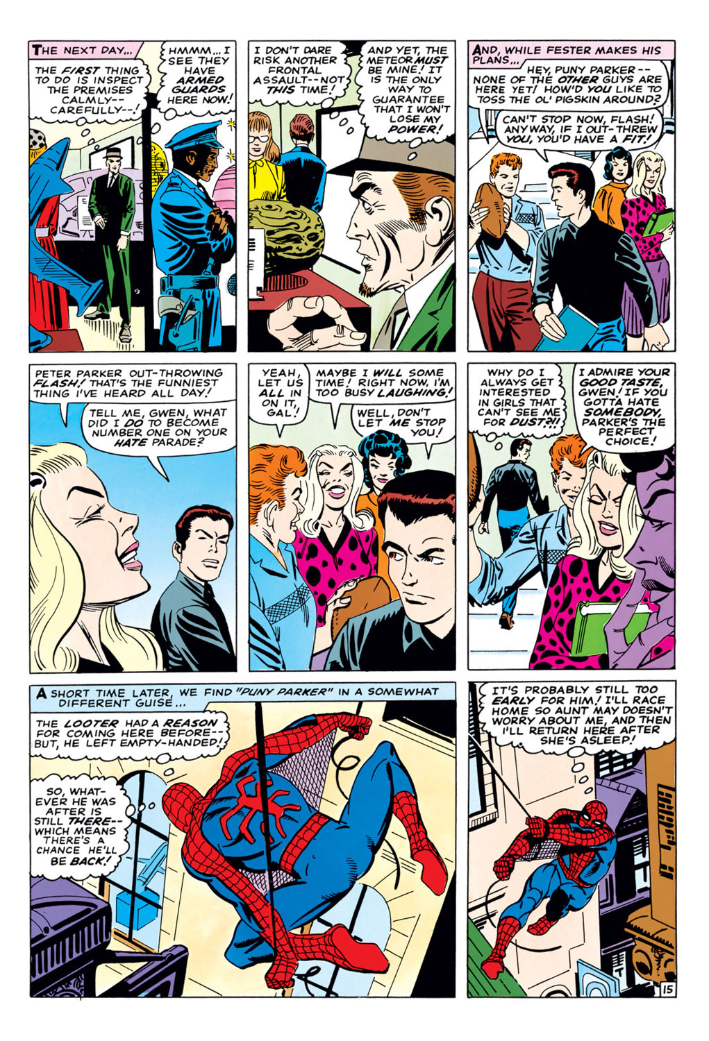 The Amazing Spider-Man (1963) 36 Page 15