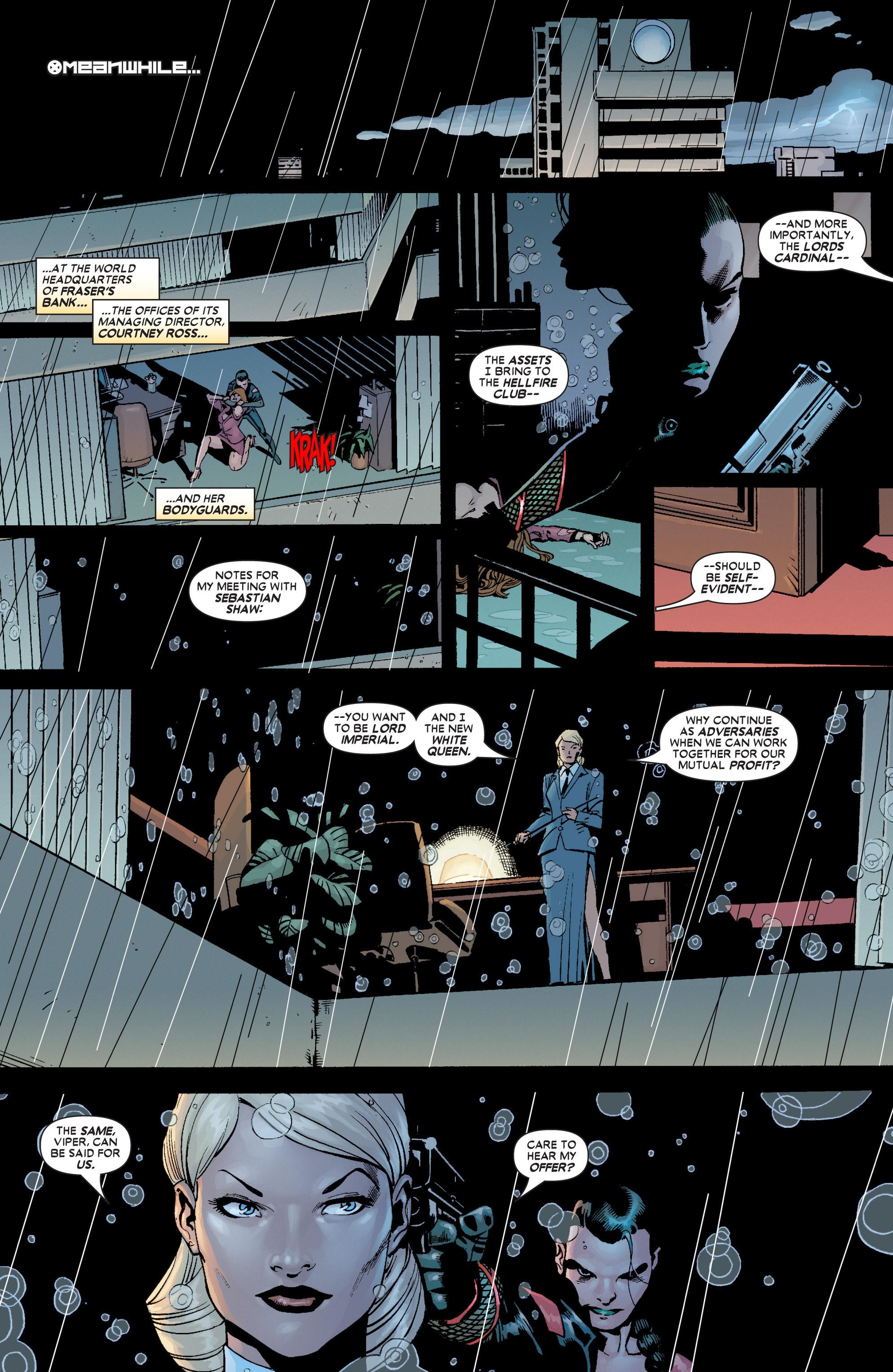 Read online Uncanny X-Men (1963) comic -  Issue #449 - 15