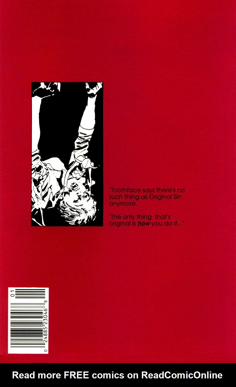 Read online Powerline comic -  Issue #5 - 32
