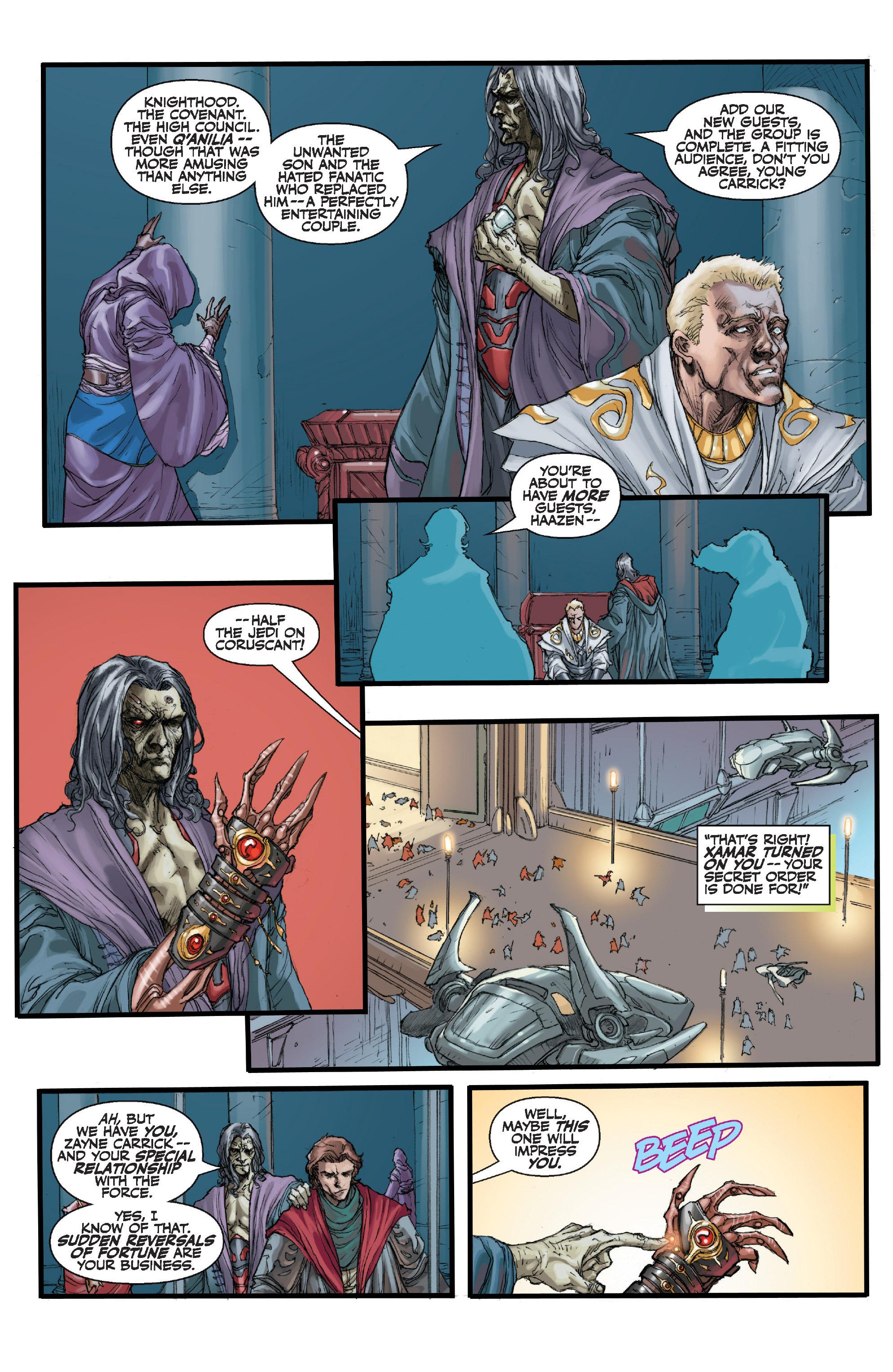 Read online Star Wars Omnibus comic -  Issue # Vol. 32 - 321