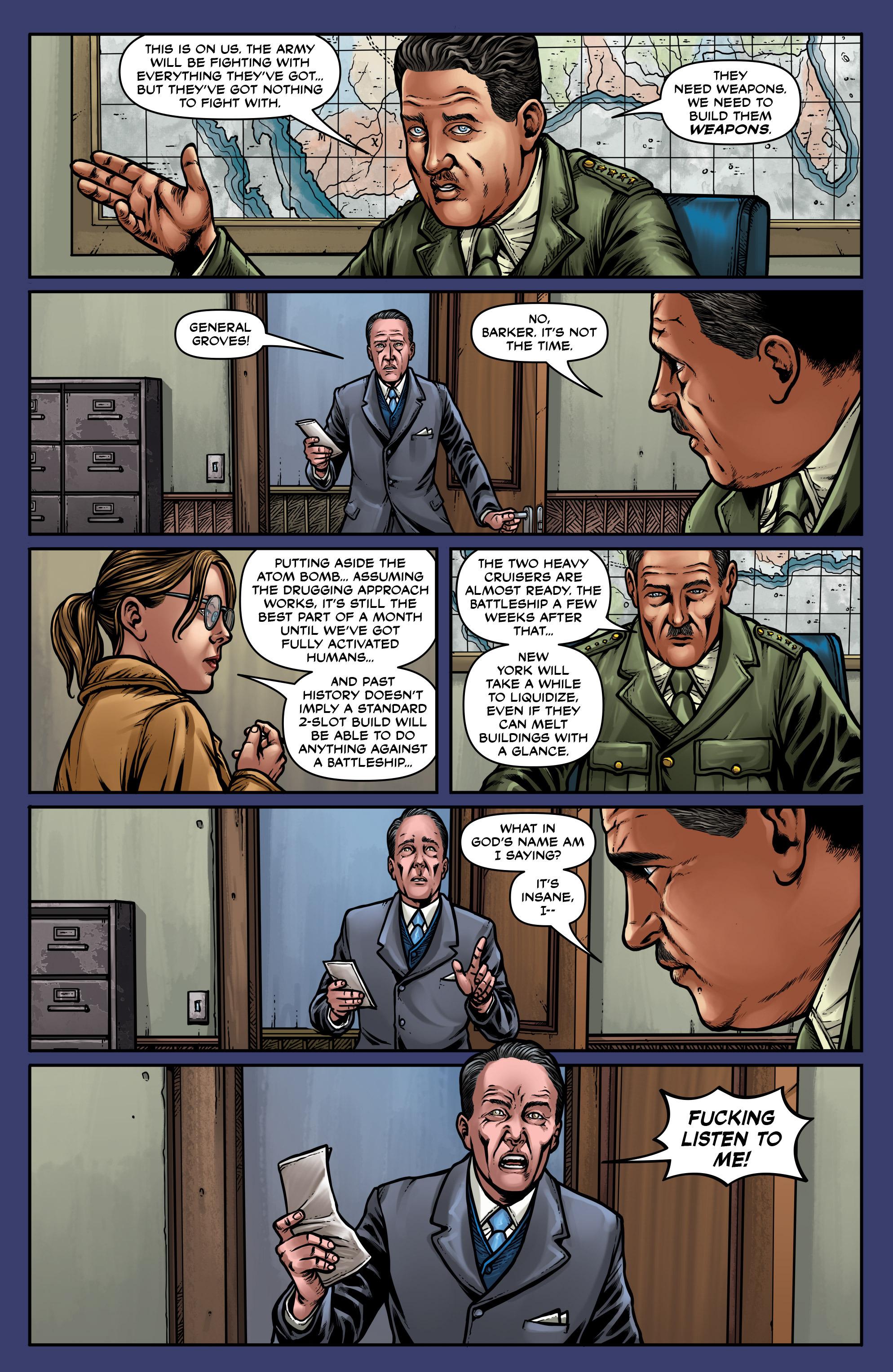 Read online Uber: Invasion comic -  Issue #5 - 22
