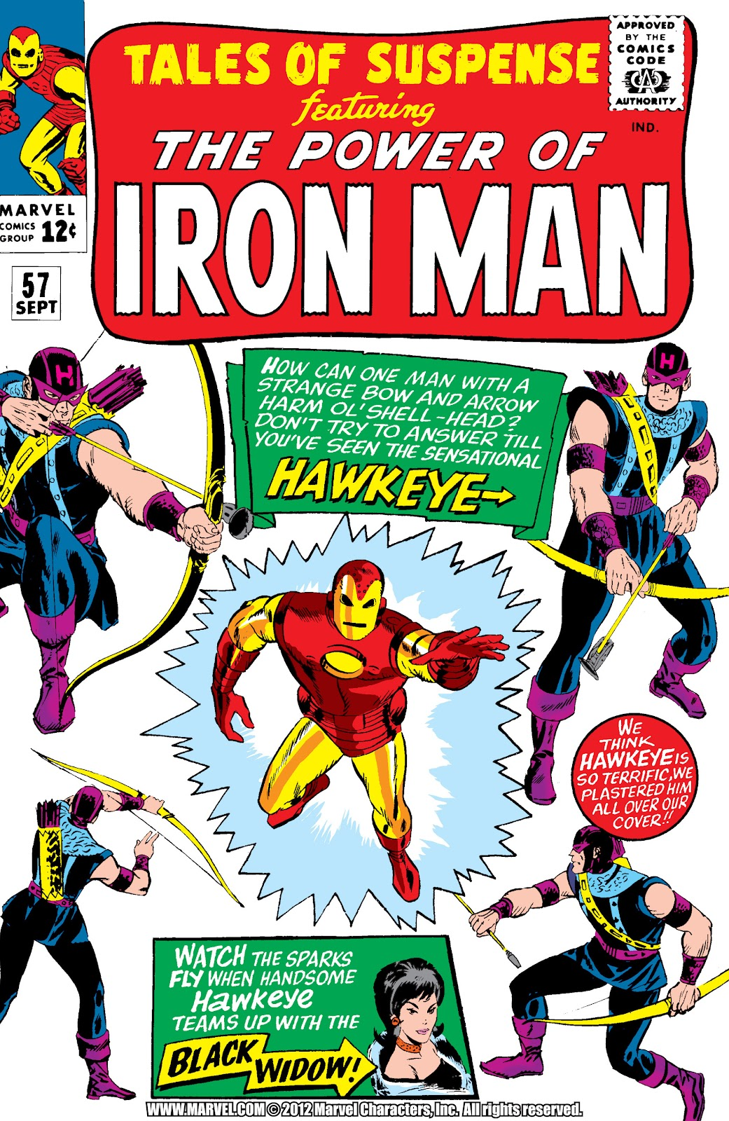 Read online Marvel Masterworks: The Invincible Iron Man comic -  Issue # TPB 2 (Part 1) - 100