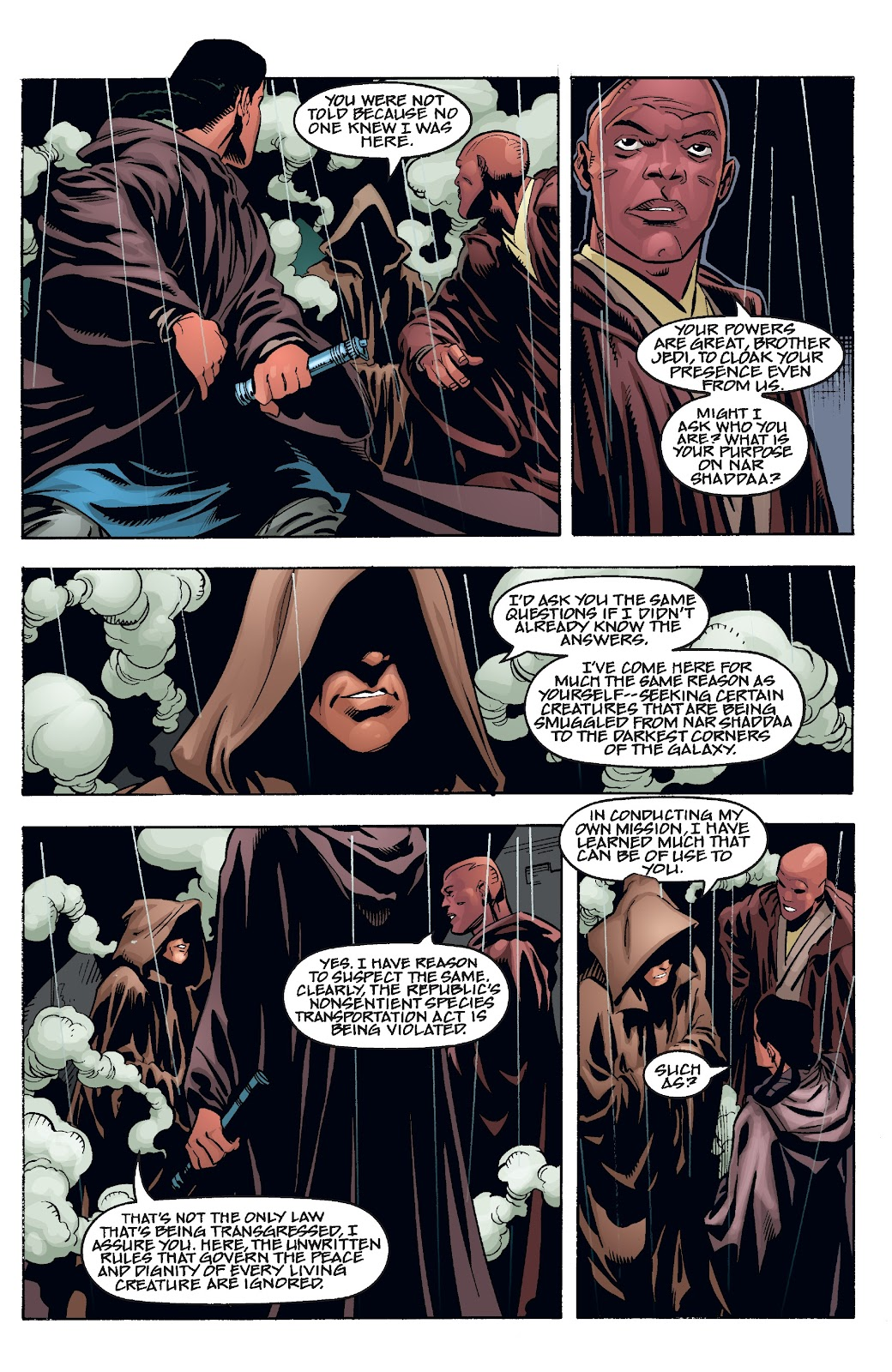Read online Star Wars Legends Epic Collection: The Menace Revealed comic -  Issue # TPB (Part 4) - 50