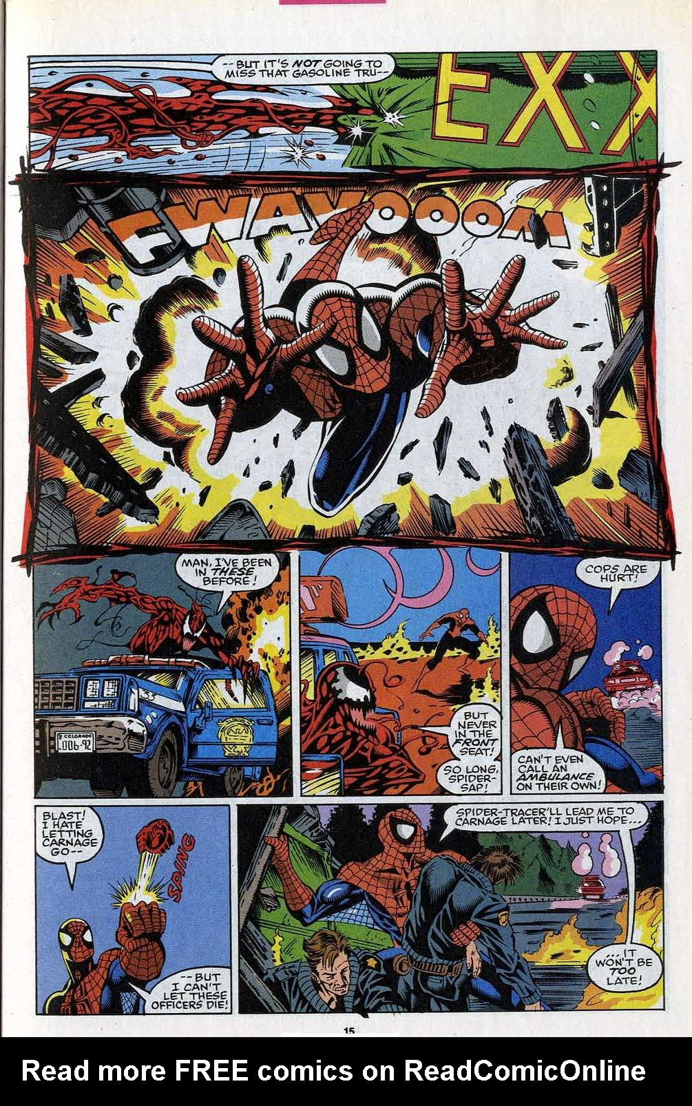 The Amazing Spider-Man (1963) _Annual_28 Page 16