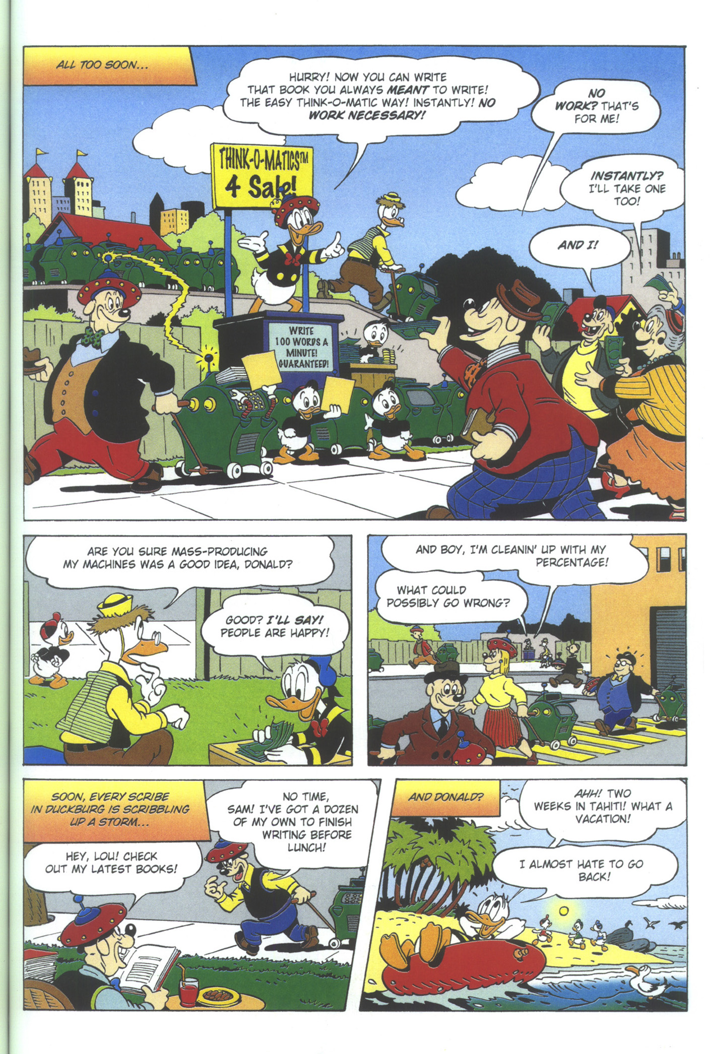 Read online Uncle Scrooge (1953) comic -  Issue #366 - 51