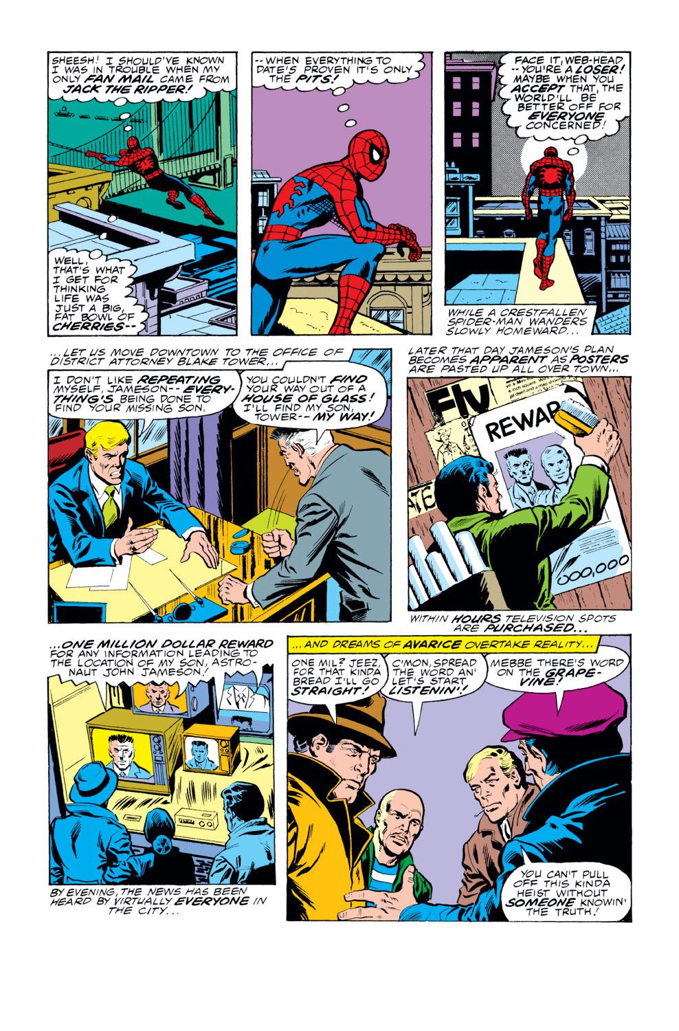 The Amazing Spider-Man (1963) 189 Page 9