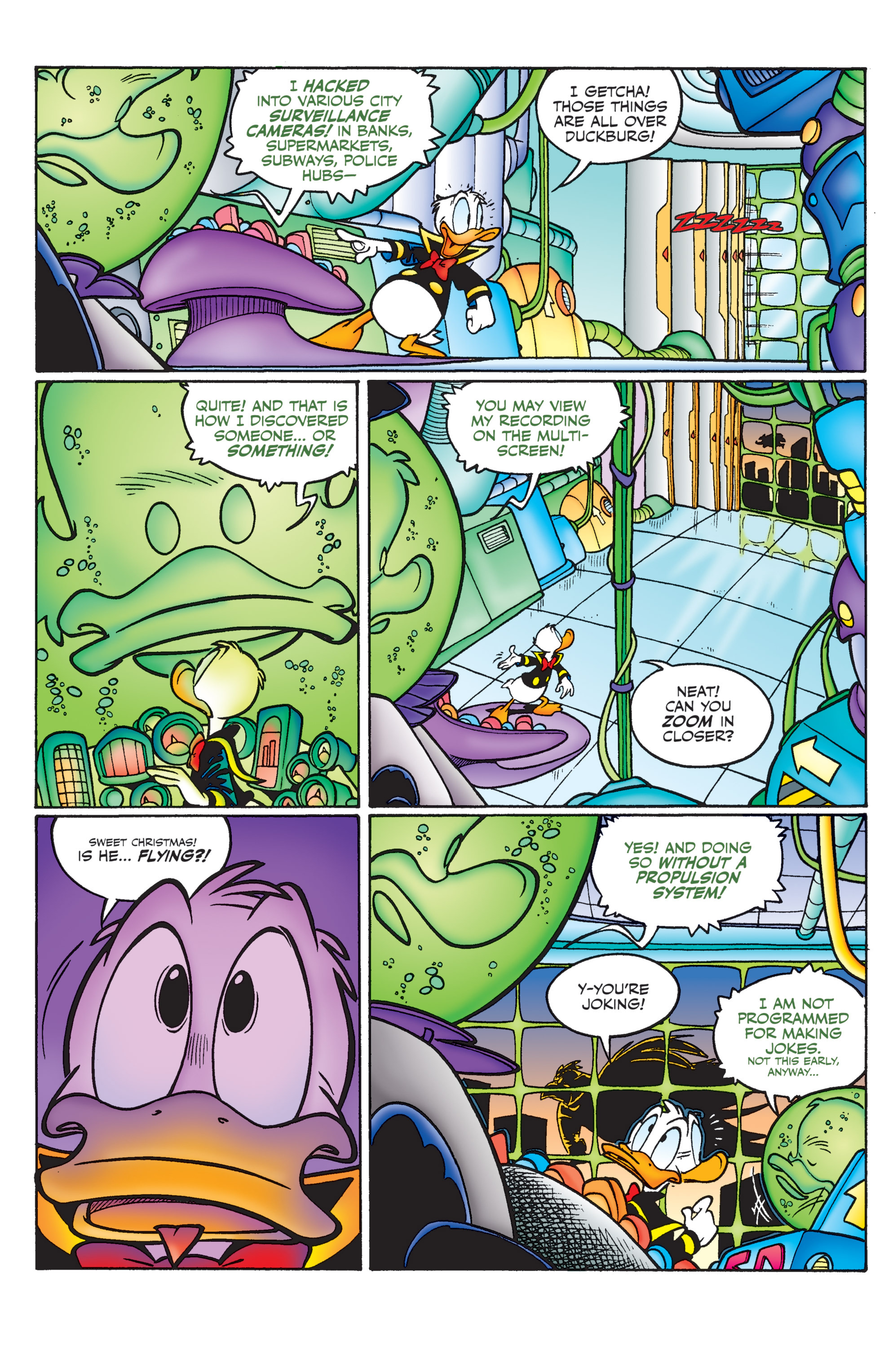 Read online Donald Duck (2015) comic -  Issue #19 - 42