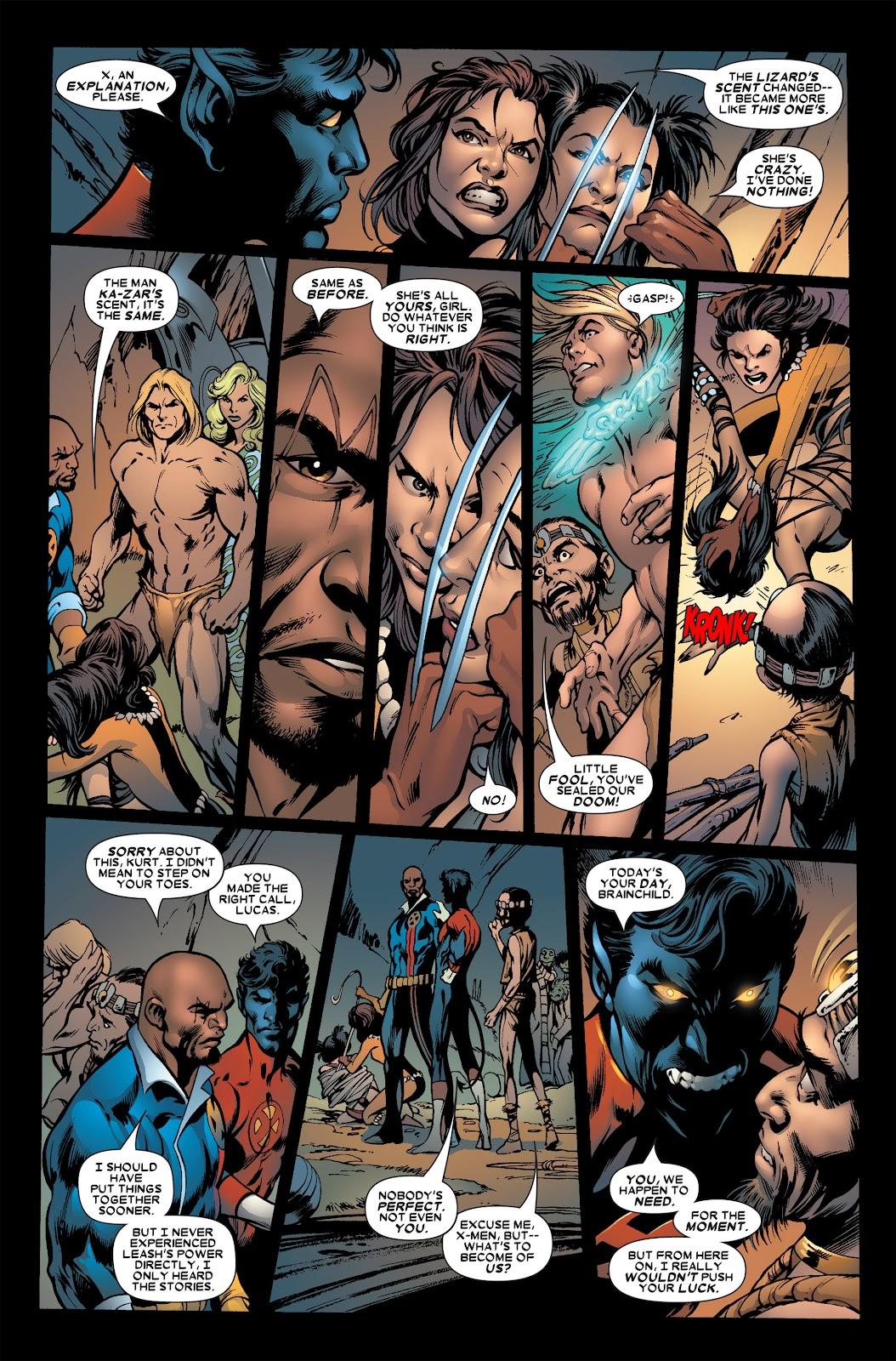 Uncanny X-Men (1963) issue 459 - Page 10