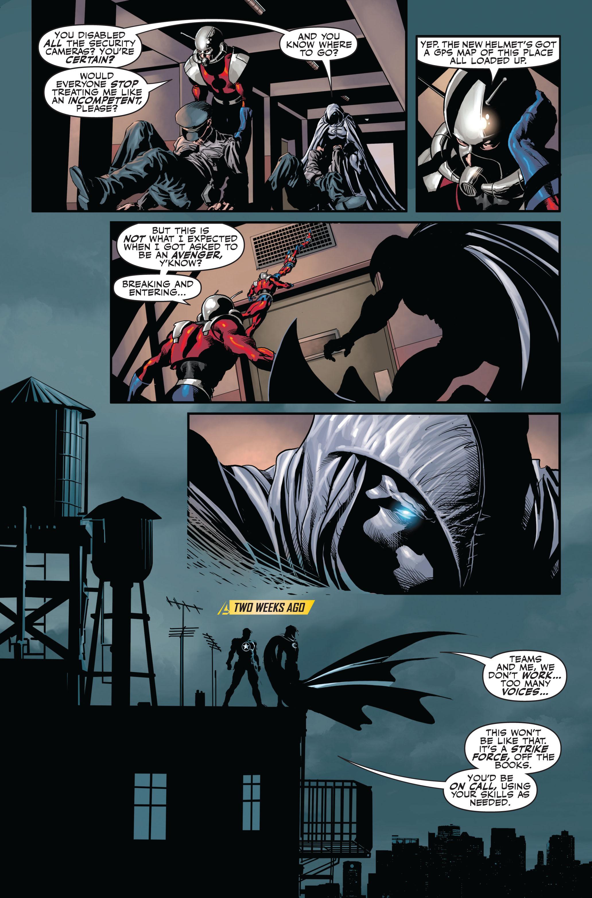 Read online Secret Avengers (2010) comic -  Issue #1 - 13