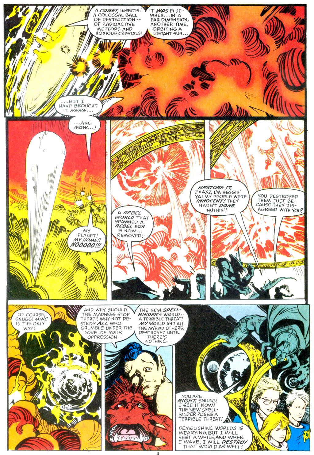 Read online Spellbound comic -  Issue #1 - 5
