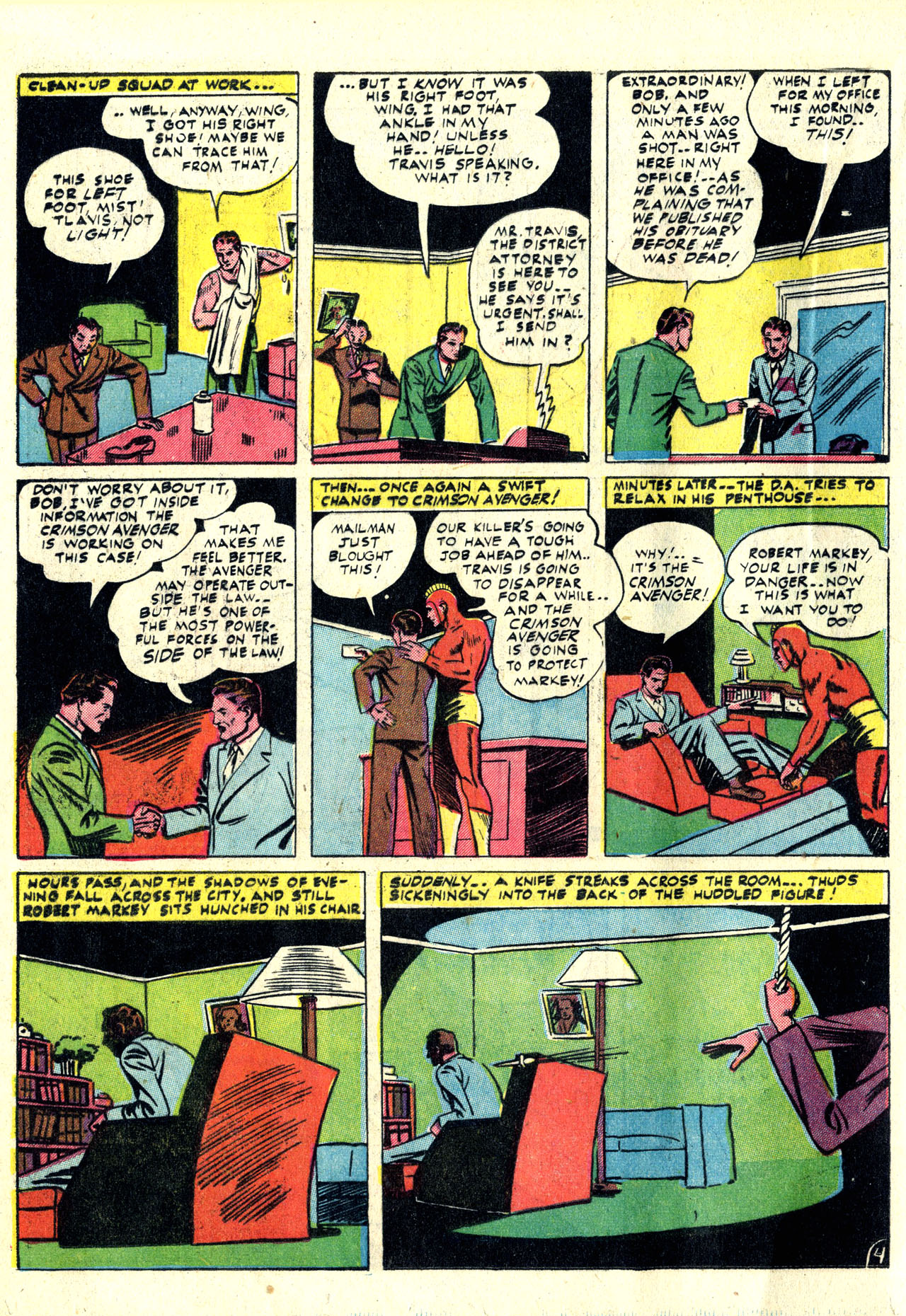 Read online Detective Comics (1937) comic -  Issue #78 - 28
