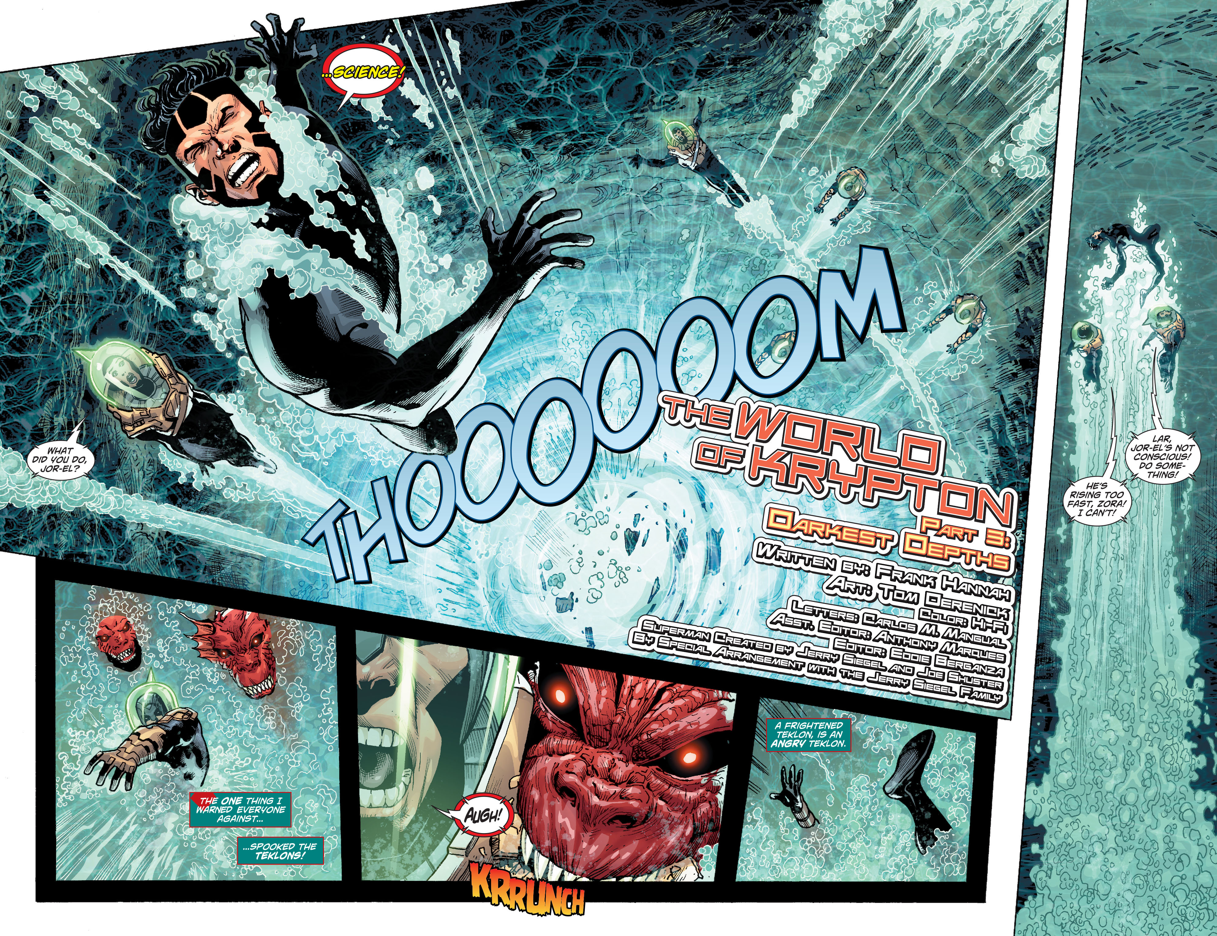 Read online Action Comics (2011) comic -  Issue #22 - 20