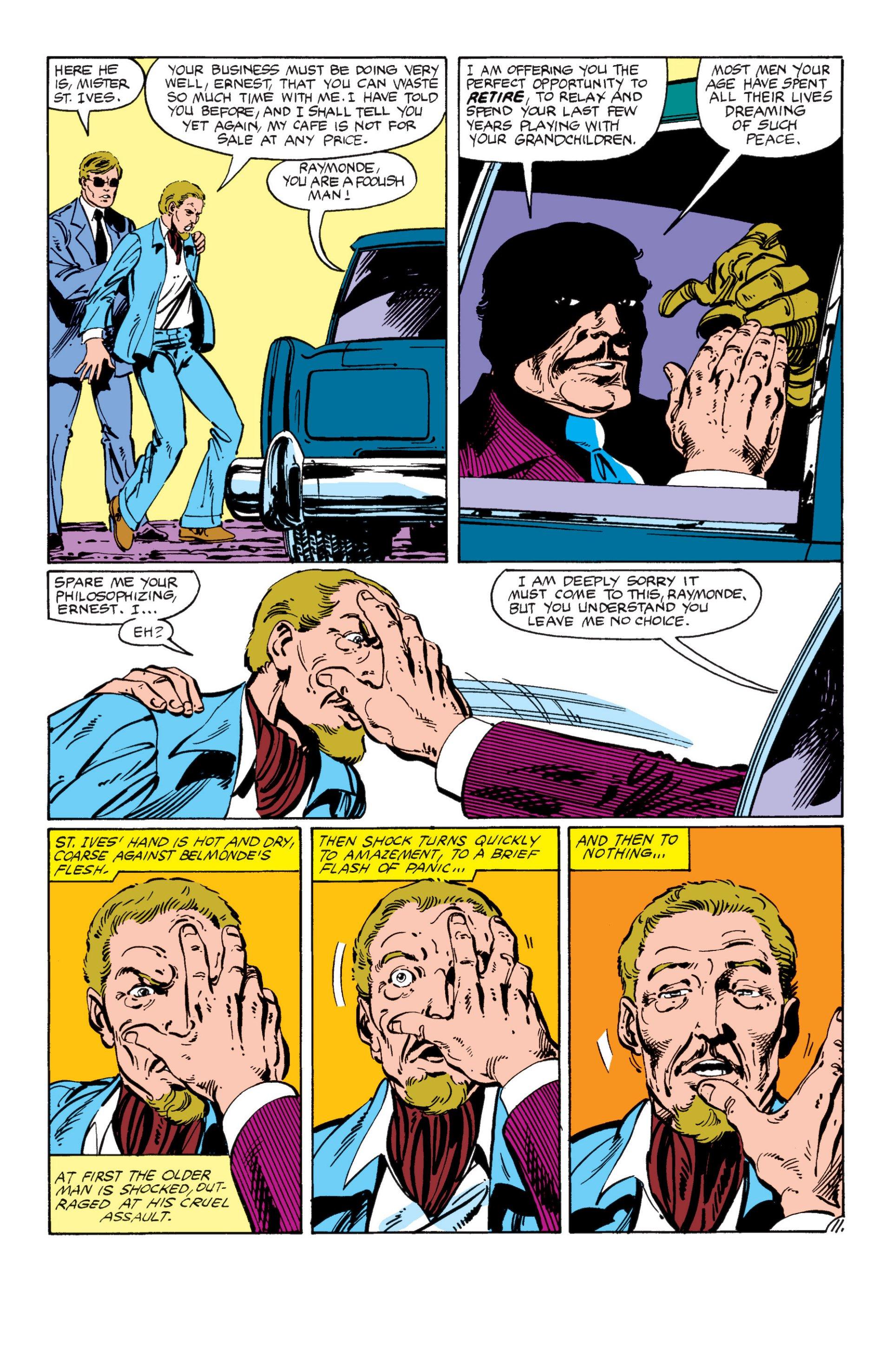 Read online Alpha Flight (1983) comic -  Issue #7 - 12
