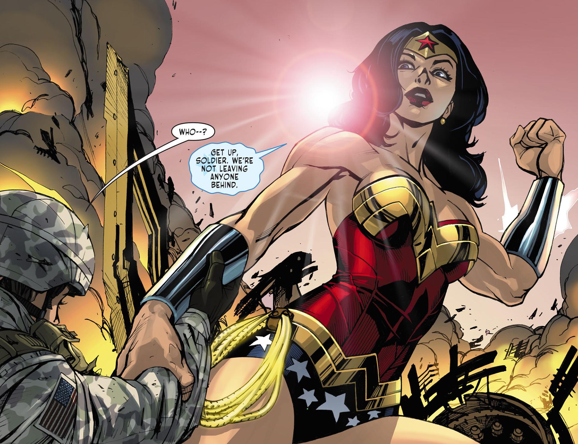 Read online Sensation Comics Featuring Wonder Woman comic -  Issue #19 - 17