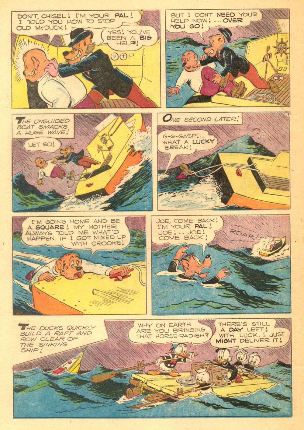 Read online Uncle Scrooge (1953) comic -  Issue #3 - 20