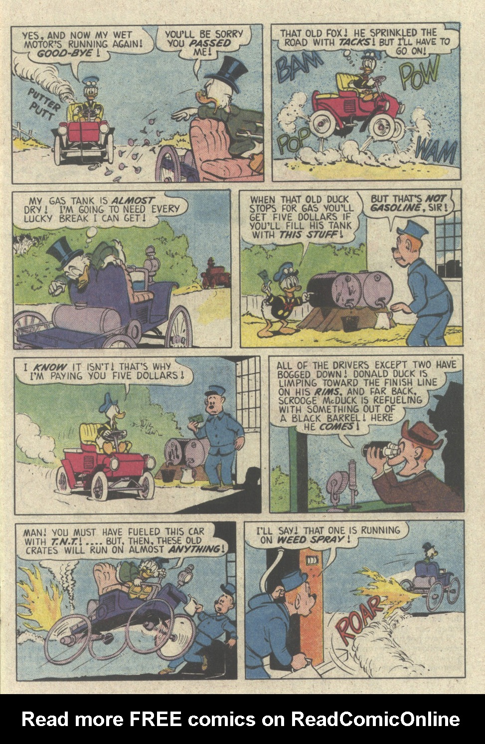 Read online Uncle Scrooge (1953) comic -  Issue #228 - 13