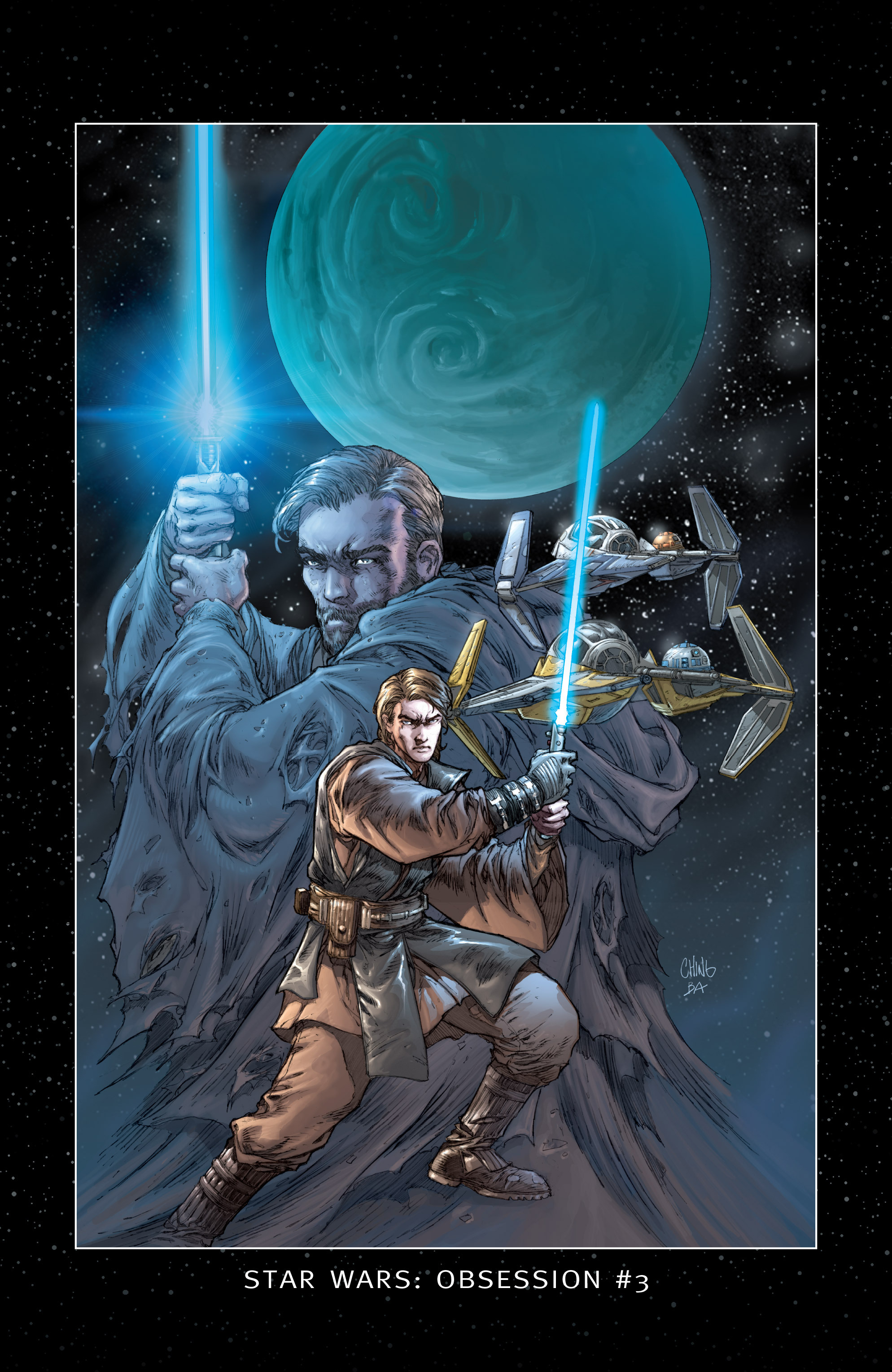 Read online Star Wars Omnibus comic -  Issue # Vol. 26 - 121