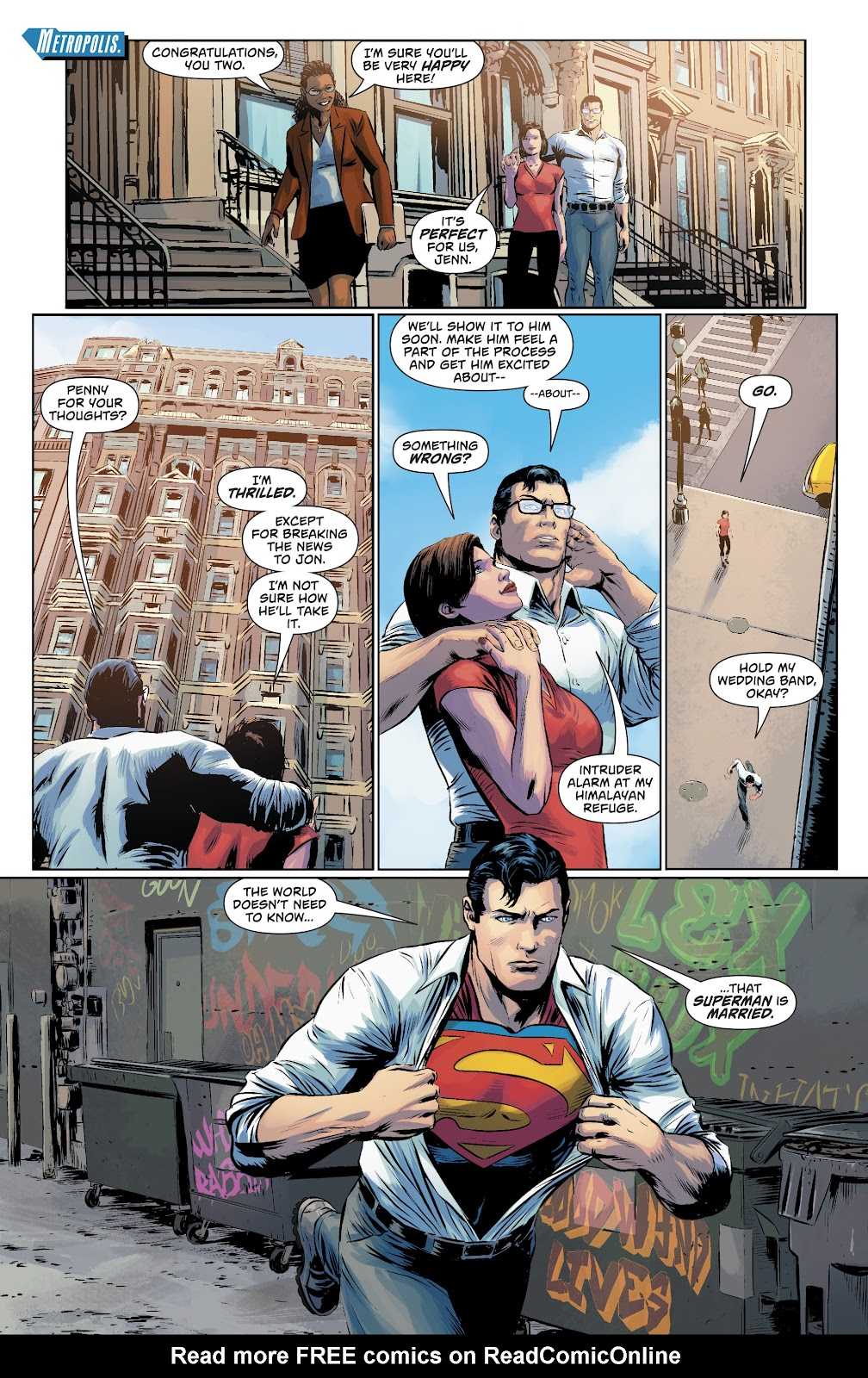 Read online Action Comics (2016) comic -  Issue #979 - 12