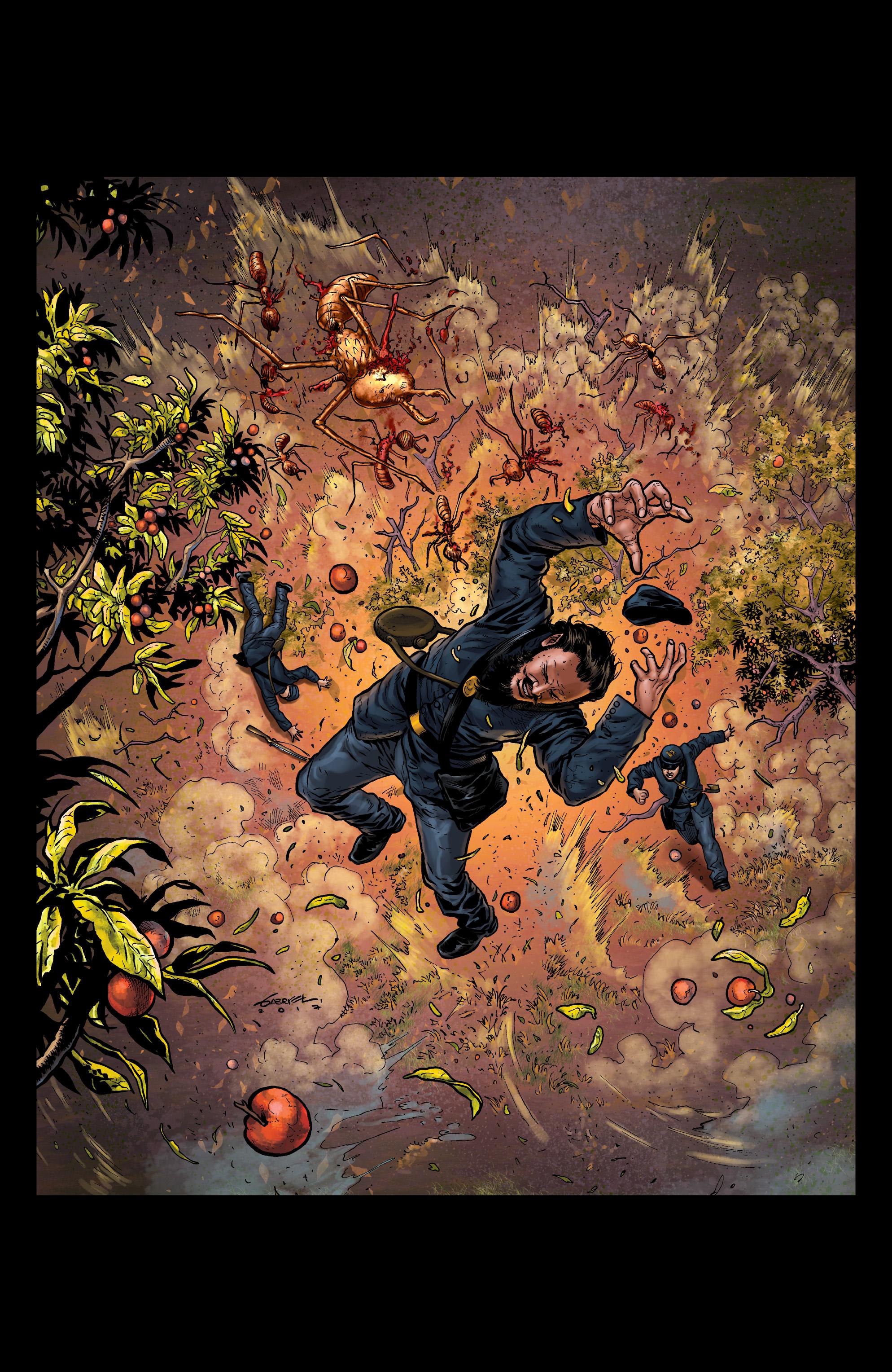 Read online Alan Moore's Cinema Purgatorio comic -  Issue #10 - 2