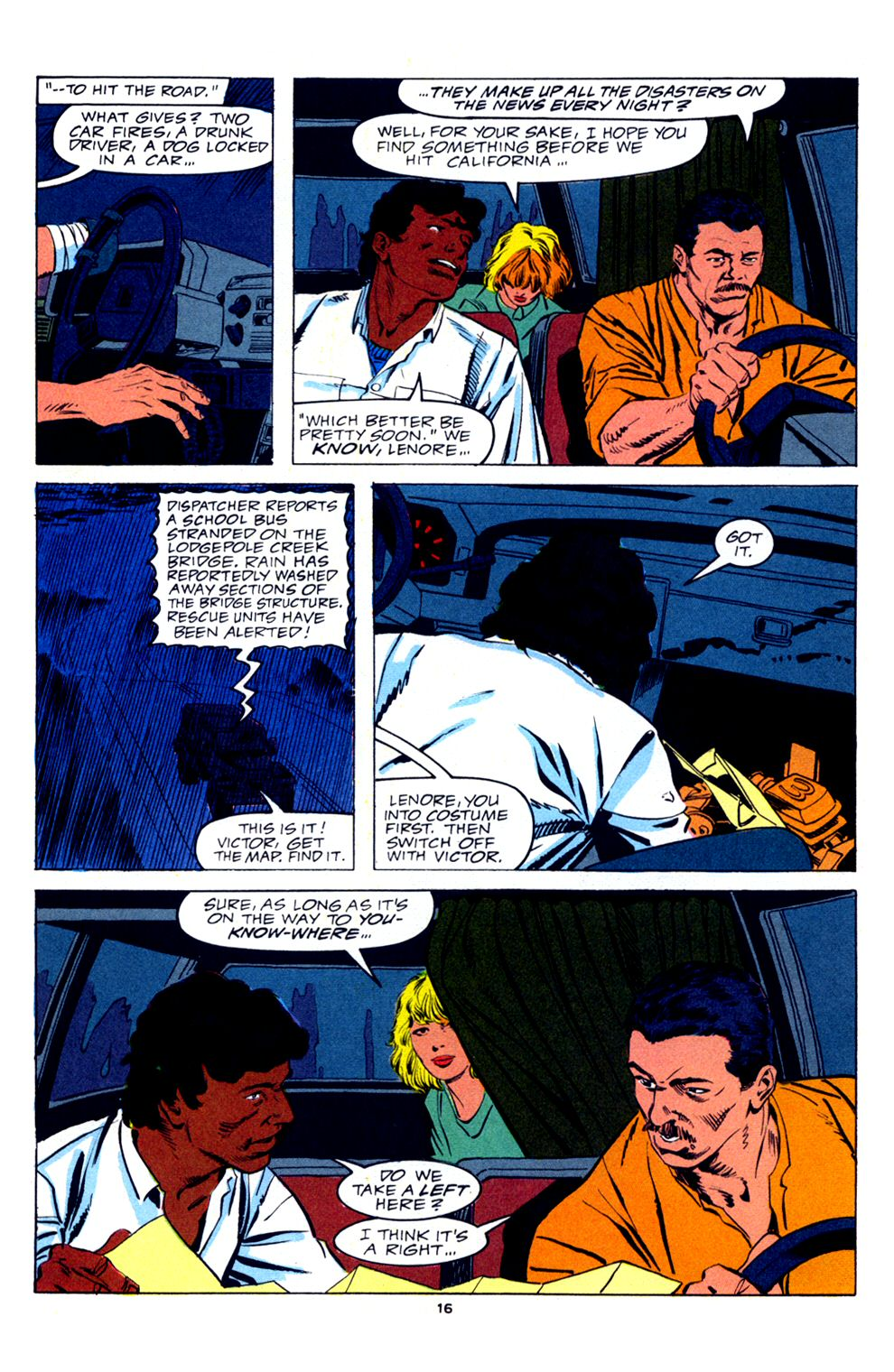 Read online Powerline comic -  Issue #2 - 18