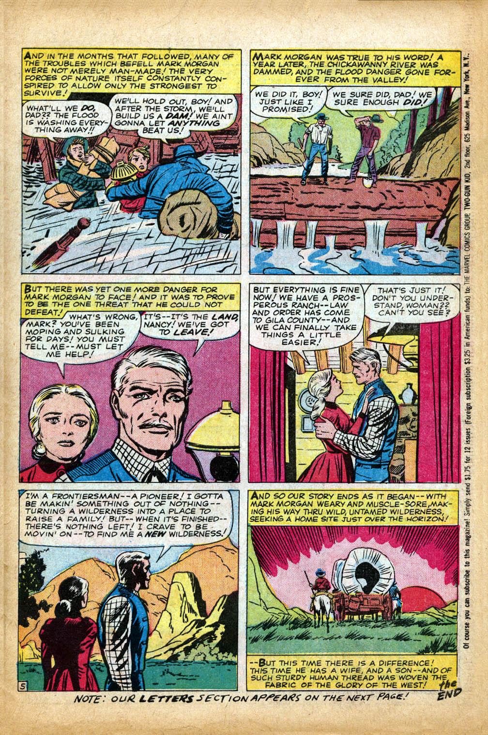 Read online Two-Gun Kid comic -  Issue #75 - 31