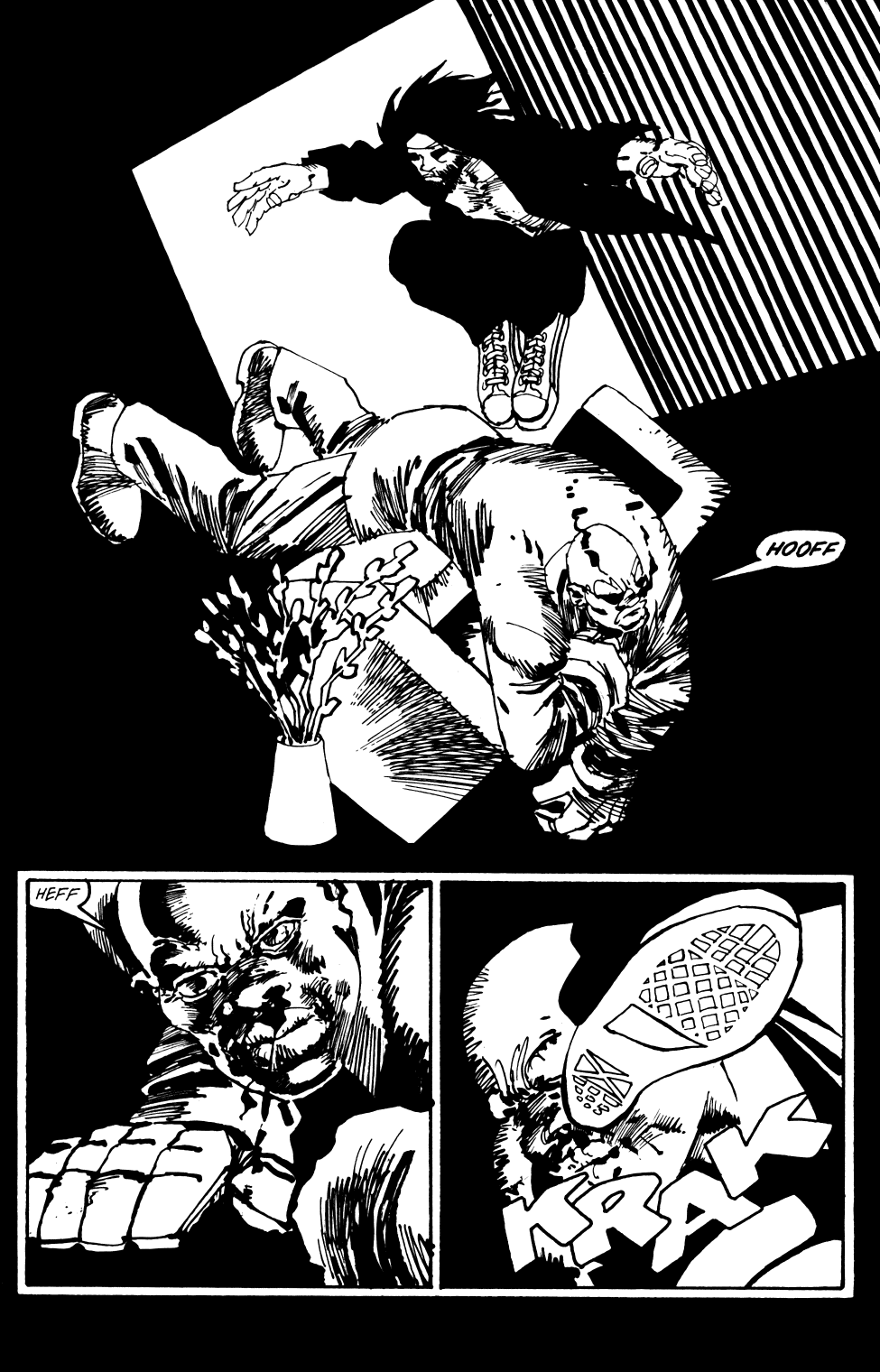 Read online Sin City: Hell and Back comic -  Issue #4 - 23
