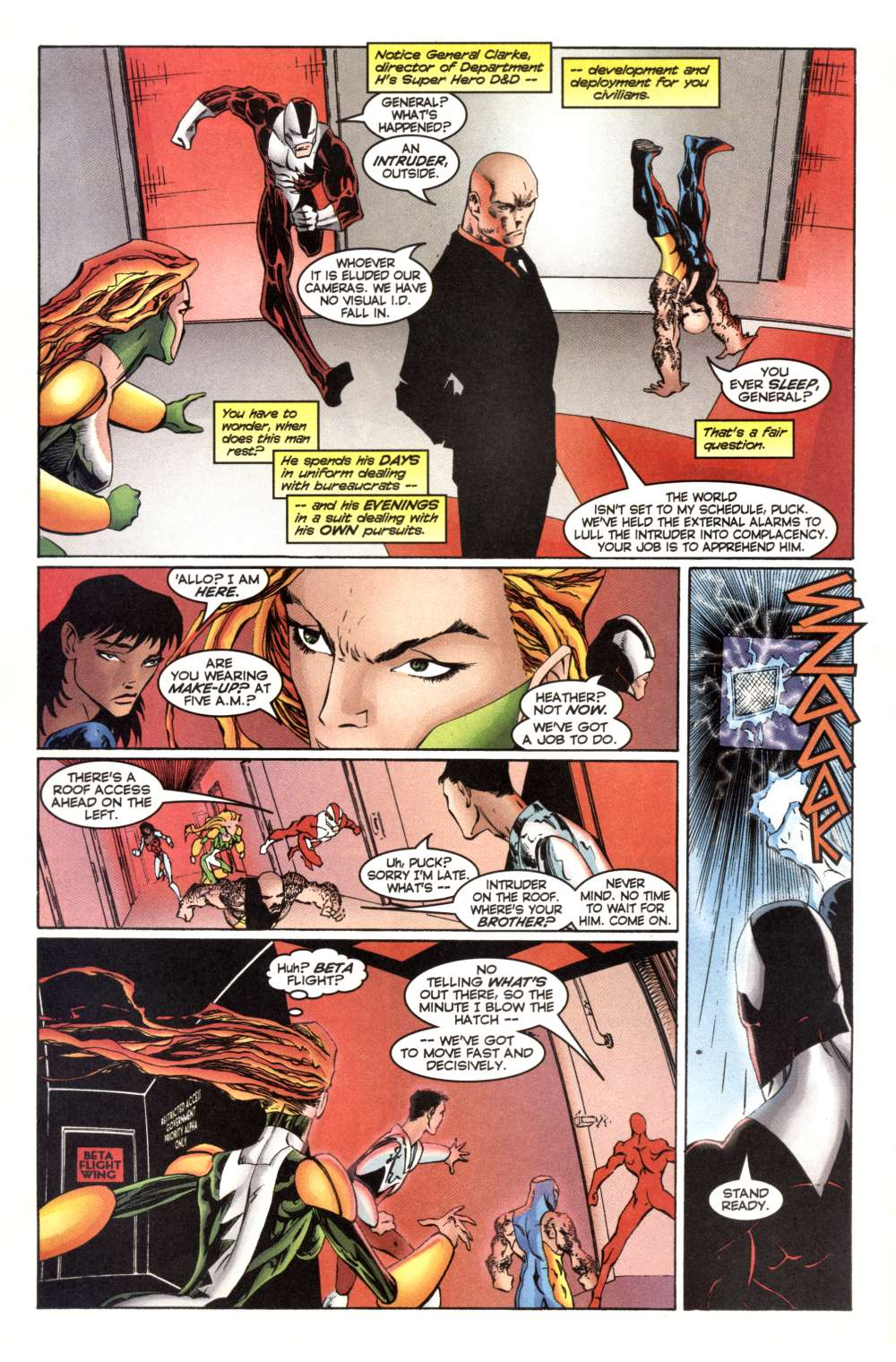 Read online Alpha Flight (1997) comic -  Issue #2 - 6