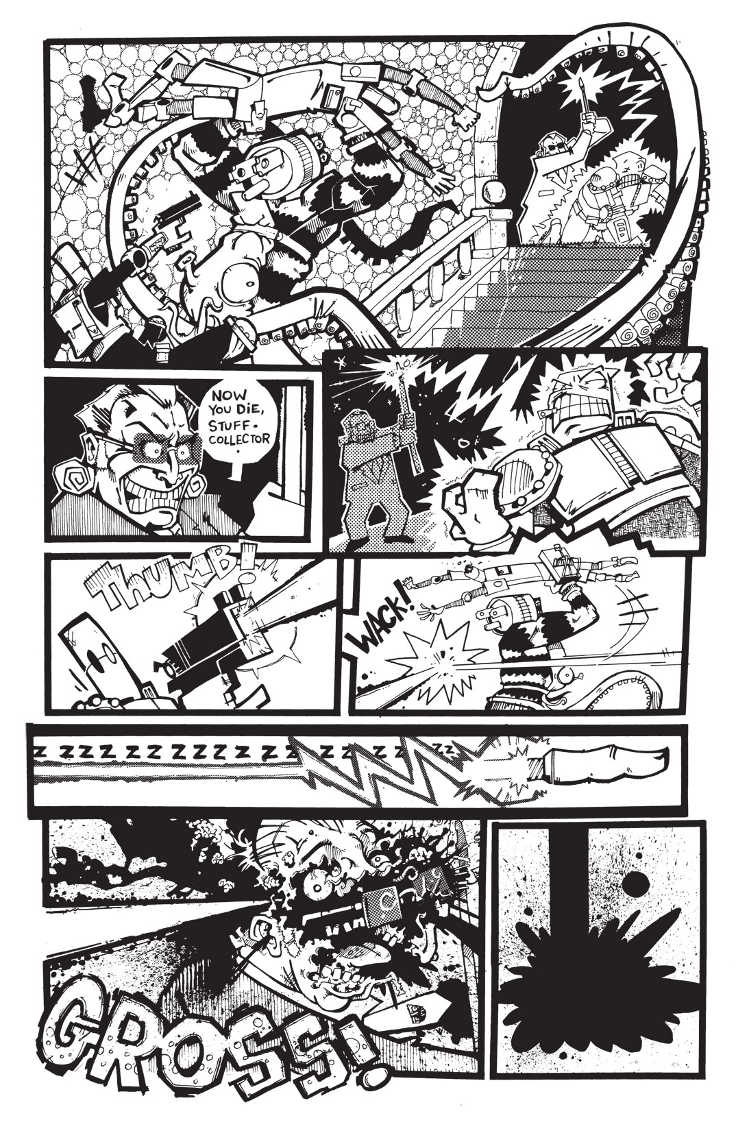 Read online Scud: The Disposable Assassin: The Whole Shebang comic -  Issue # TPB (Part 4) - 78