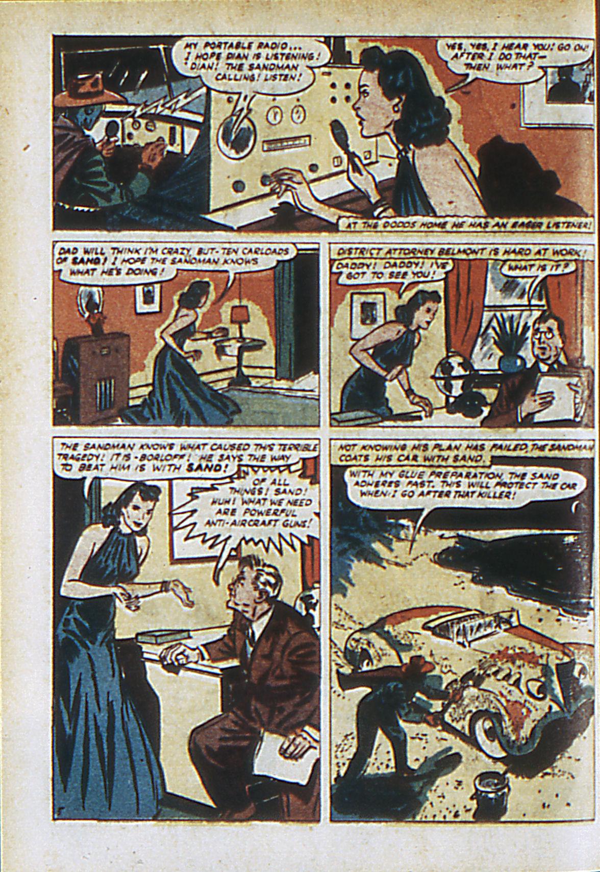 Read online Adventure Comics (1938) comic -  Issue #61 - 61