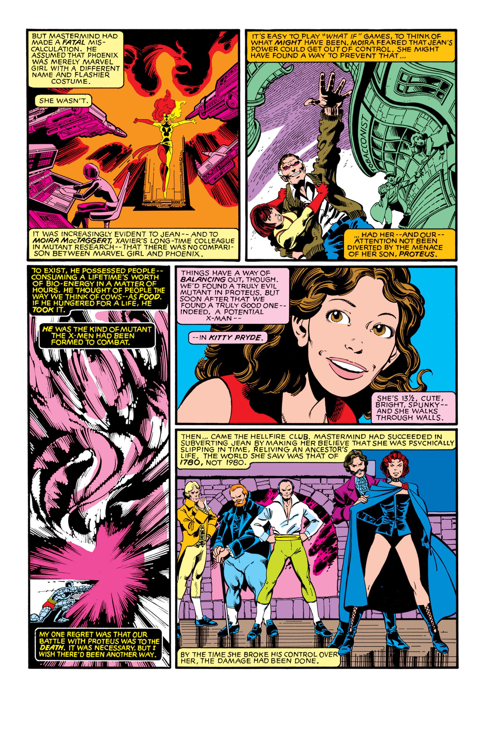 Read online Uncanny X-Men (1963) comic -  Issue #138 - 17