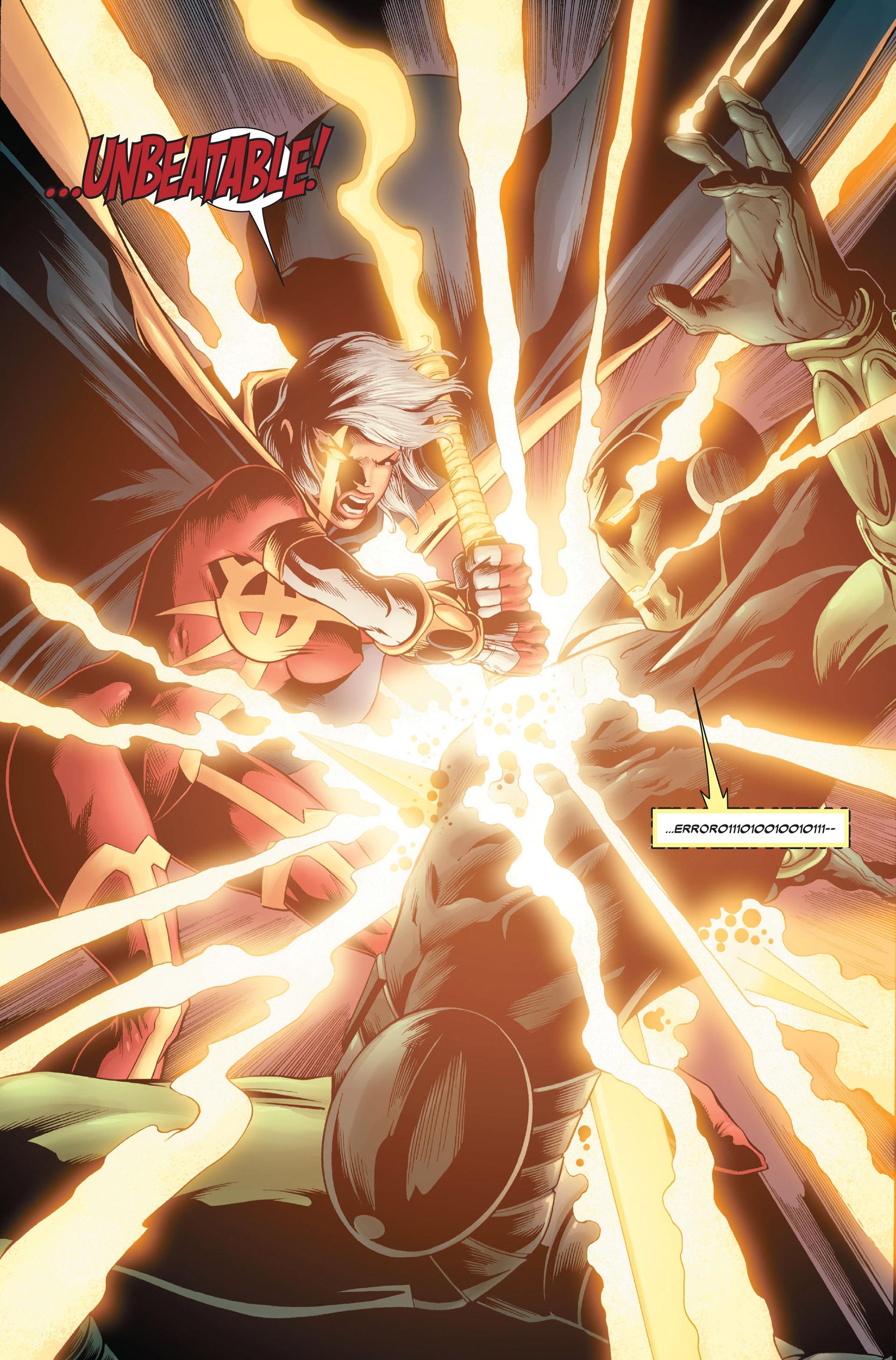 Read online Annihilation: Conquest - Quasar comic -  Issue #4 - 13