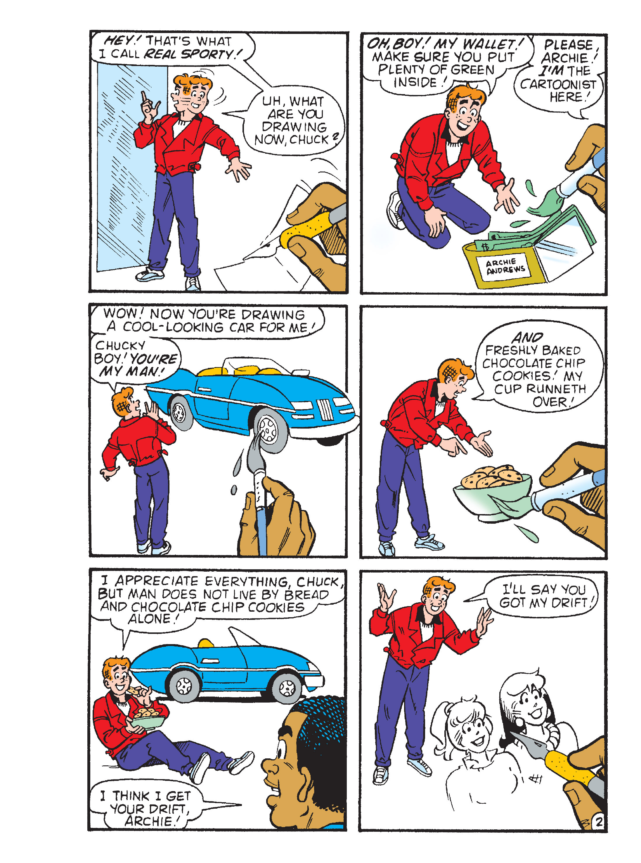 Read online World of Archie Double Digest comic -  Issue #55 - 80