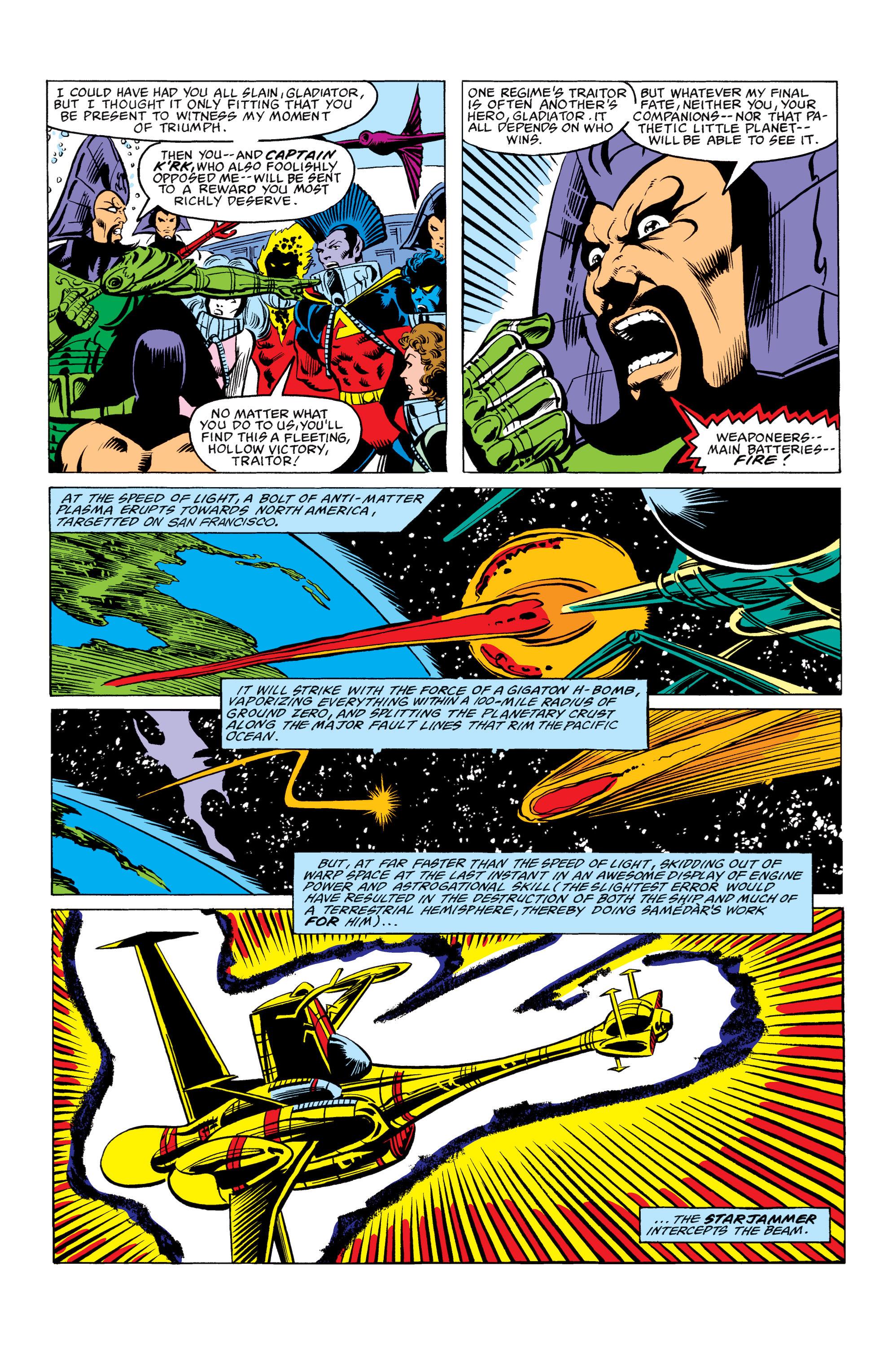 Read online Uncanny X-Men (1963) comic -  Issue #157 - 22