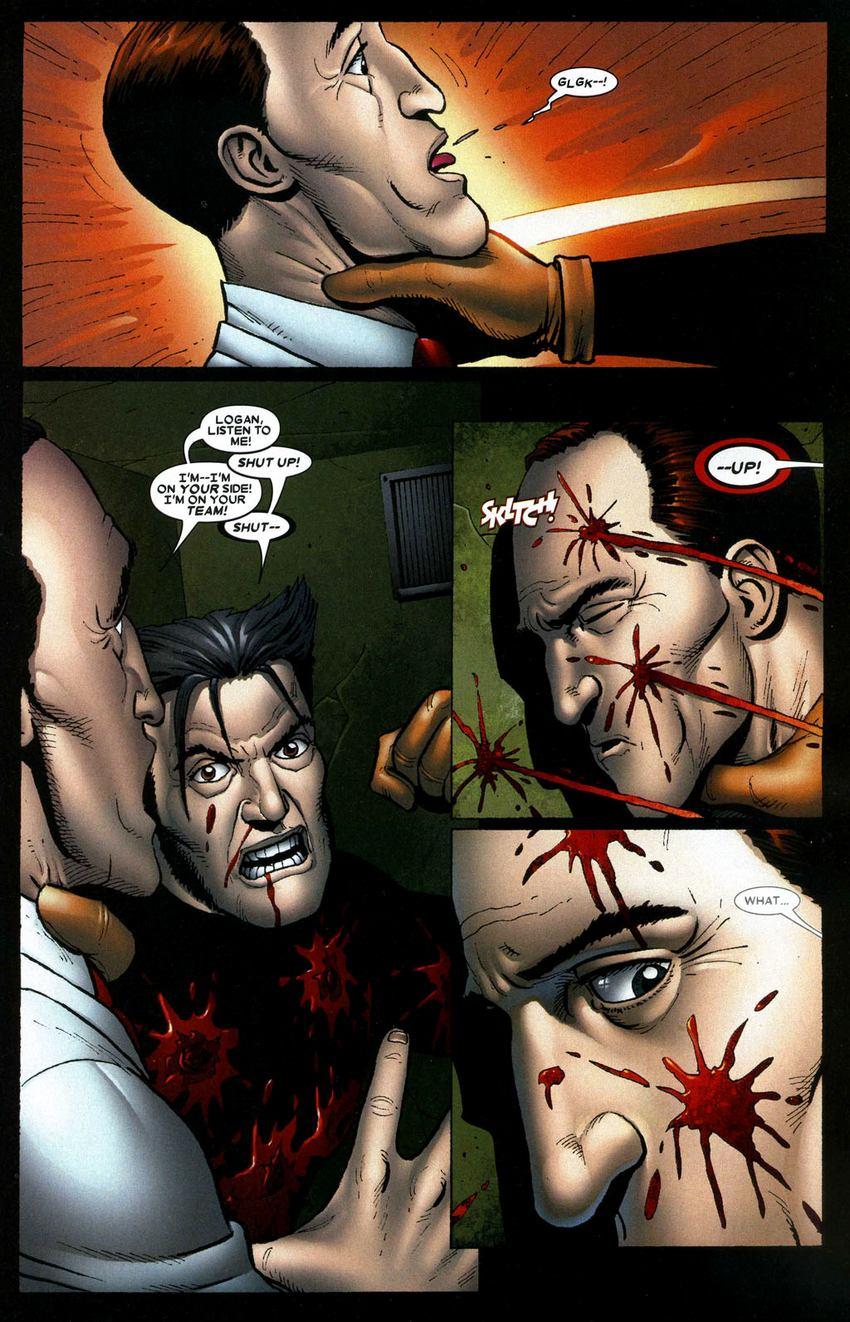 Read online Wolverine: Origins comic -  Issue #7 - 11