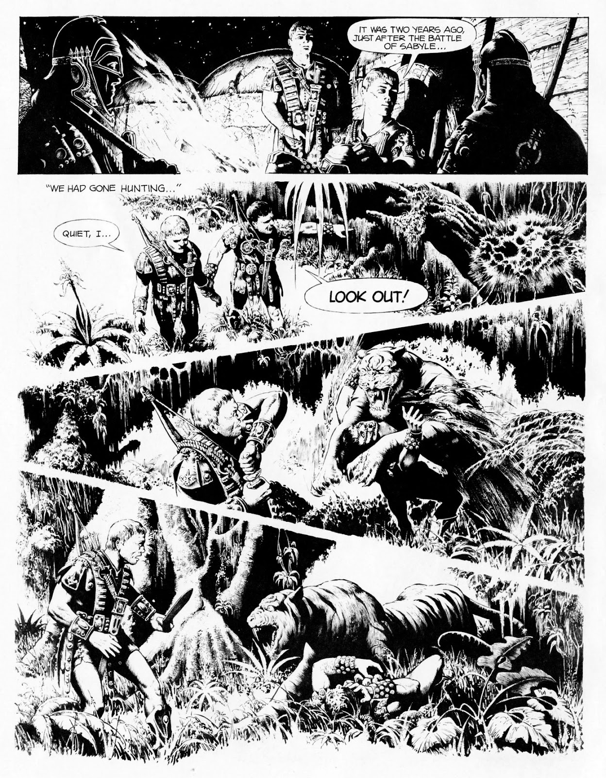 Conquering Armies issue TPB - Page 18