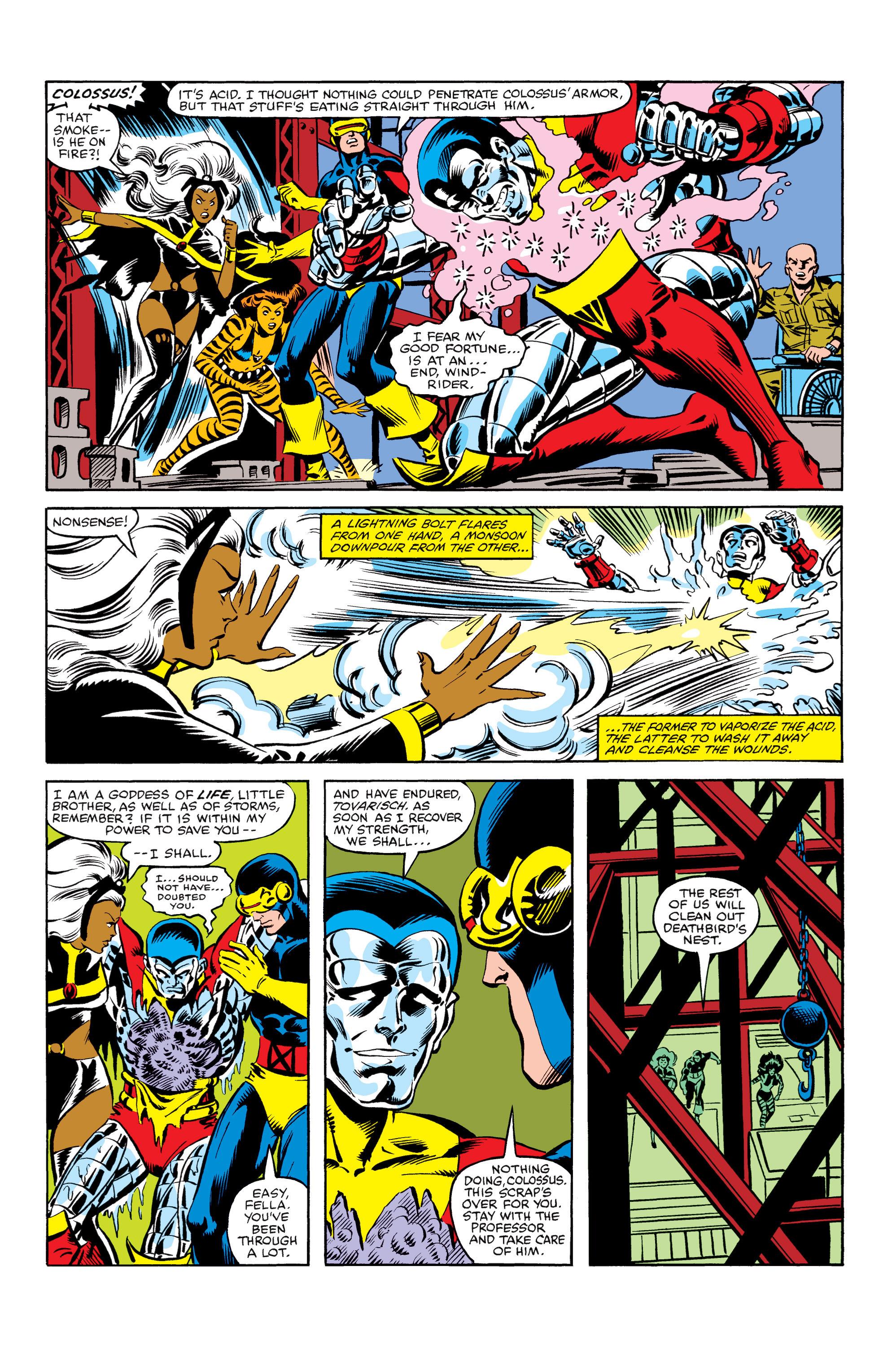 Read online Uncanny X-Men (1963) comic -  Issue #155 - 20