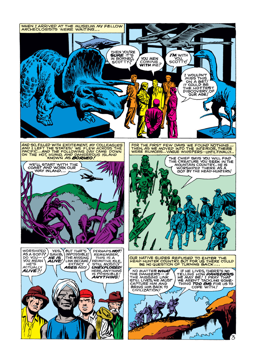 Tales to Astonish (1959) issue 12 - Page 4