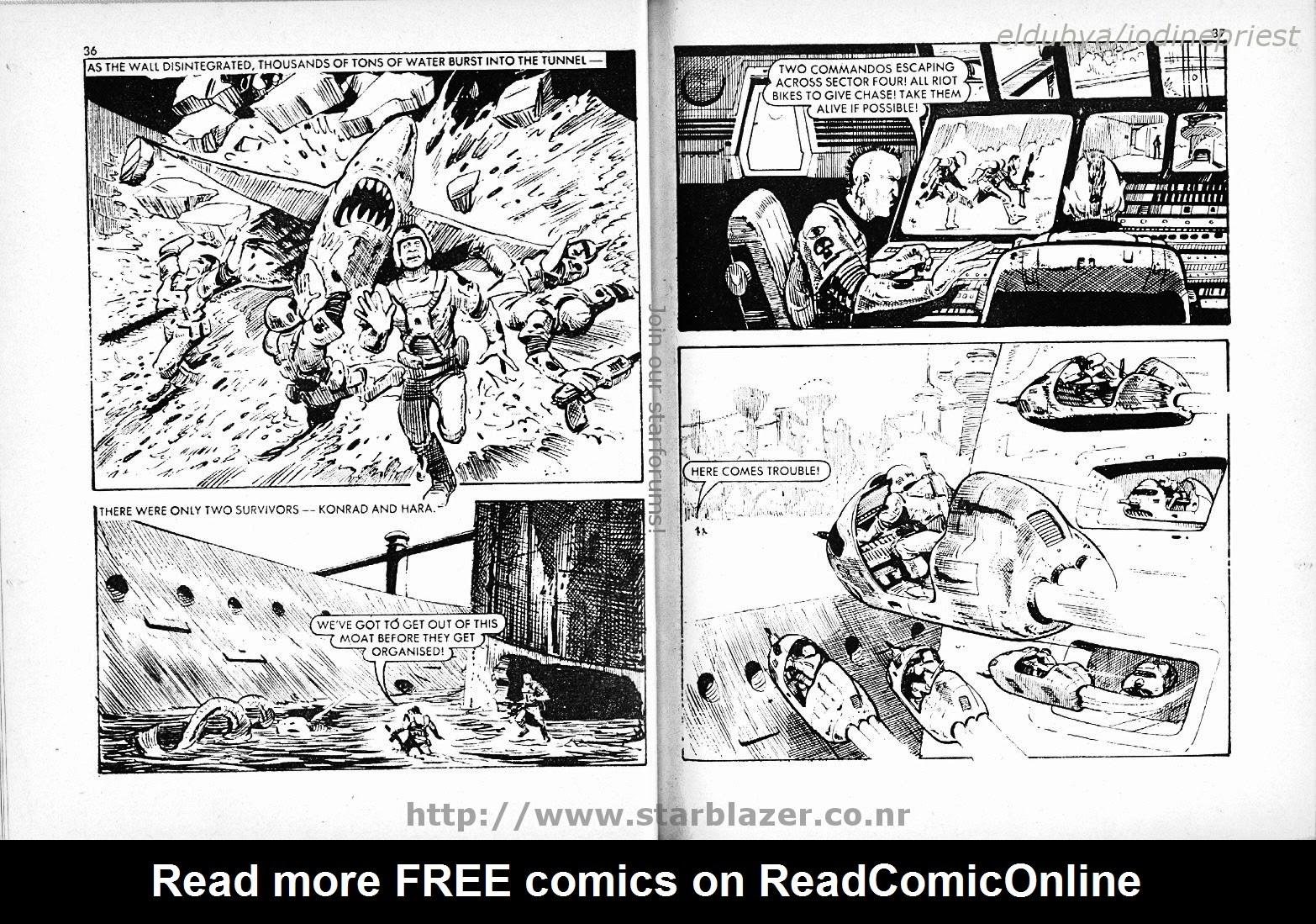 Starblazer issue 119 - Page 20