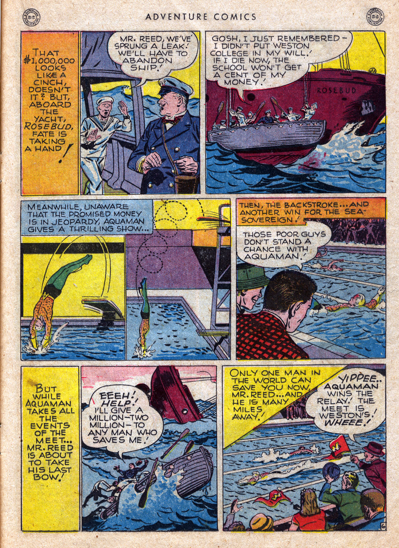 Read online Adventure Comics (1938) comic -  Issue #120 - 19