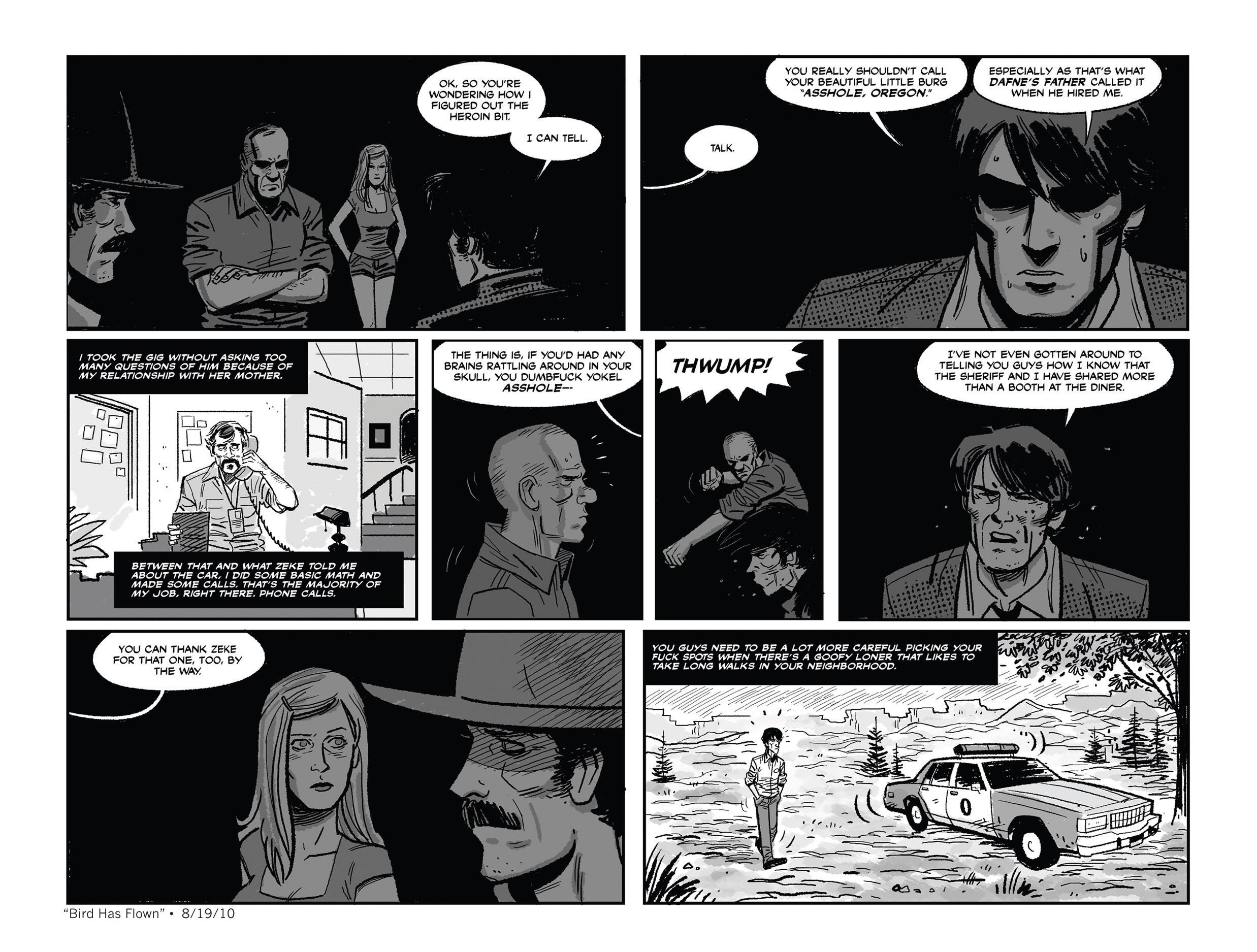 Read online She Died In Terrebonne comic -  Issue #3 - 14