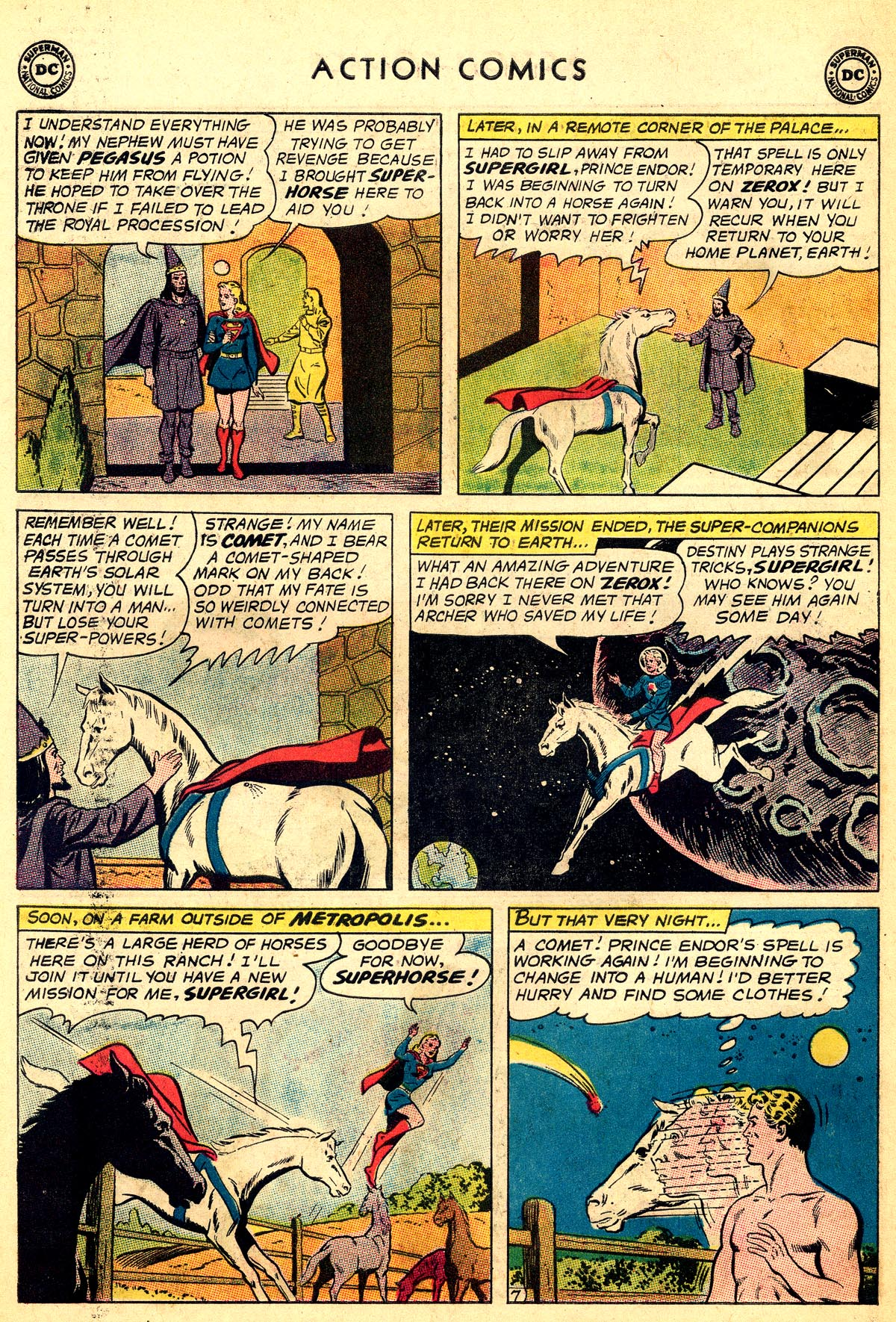 Read online Action Comics (1938) comic -  Issue #301 - 26