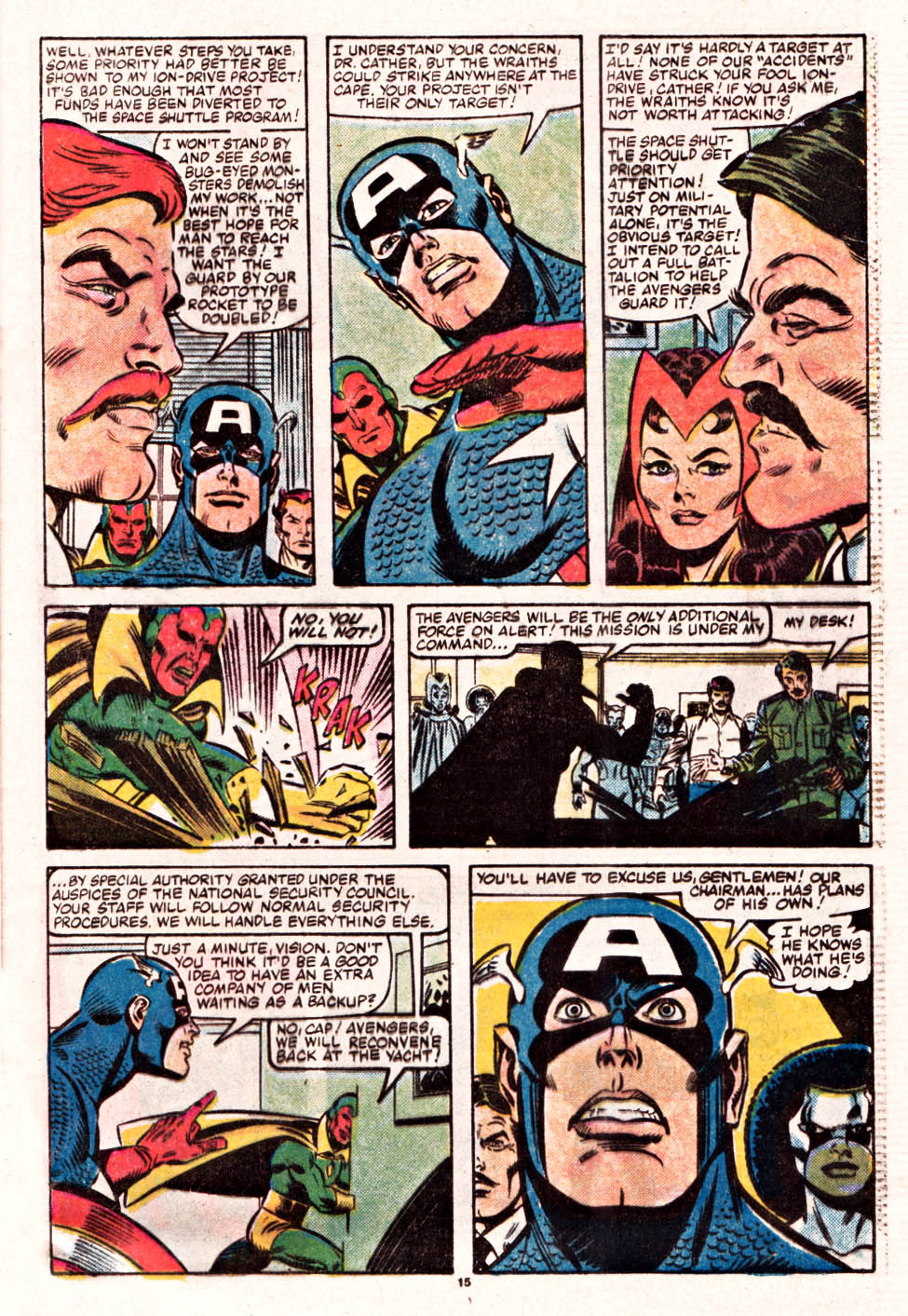 The Avengers (1963) 244 Page 15